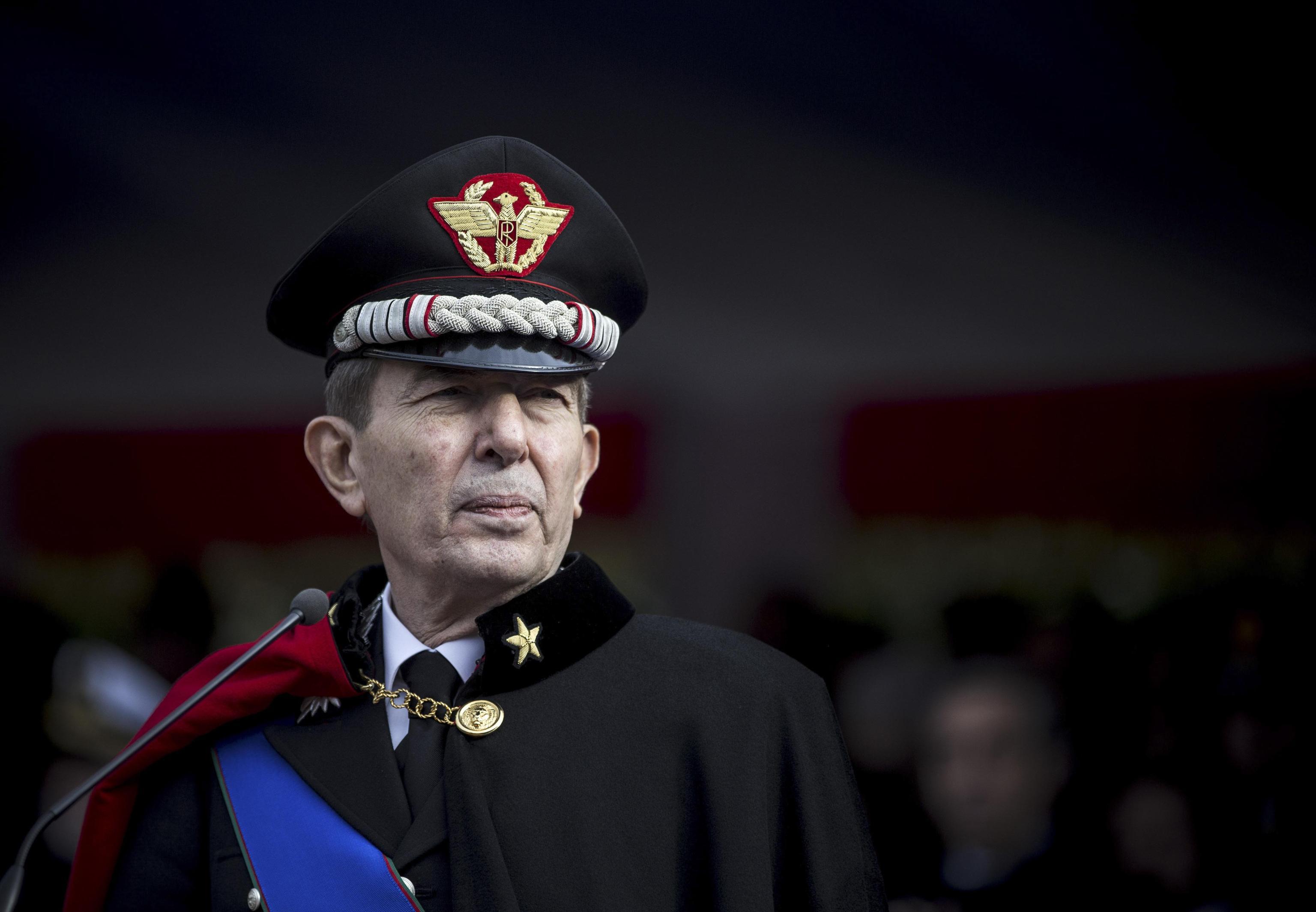 Chi è Leonardo Gallitelli? Il generale amato da Berlusconi
