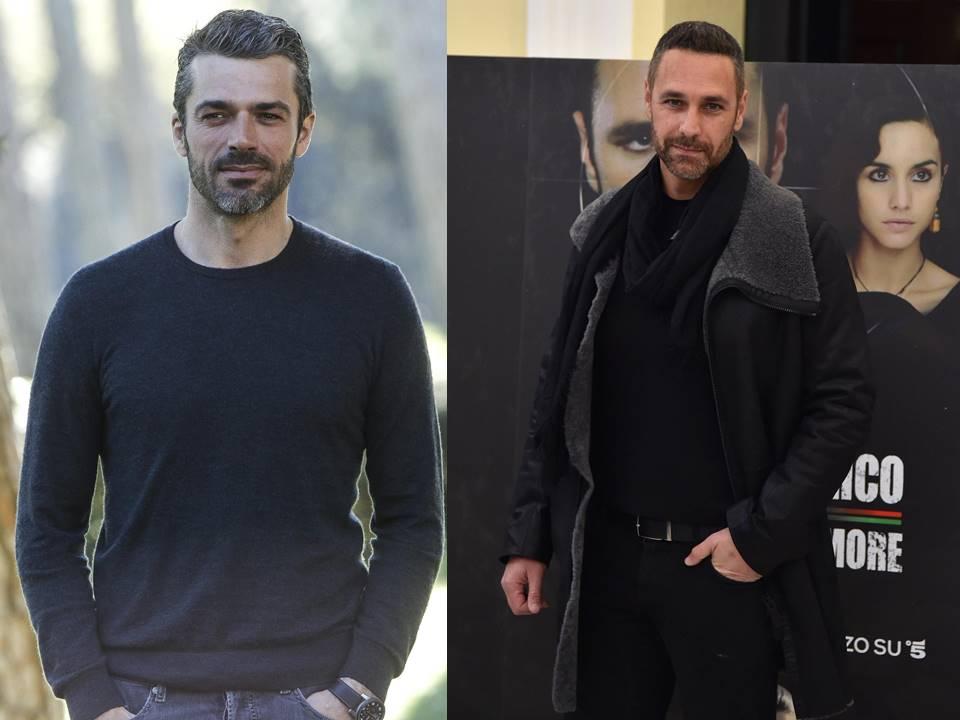 Sanremo 2018: Luca Argentero e Raoul Bova co-conduttori con Michelle Hunziker?