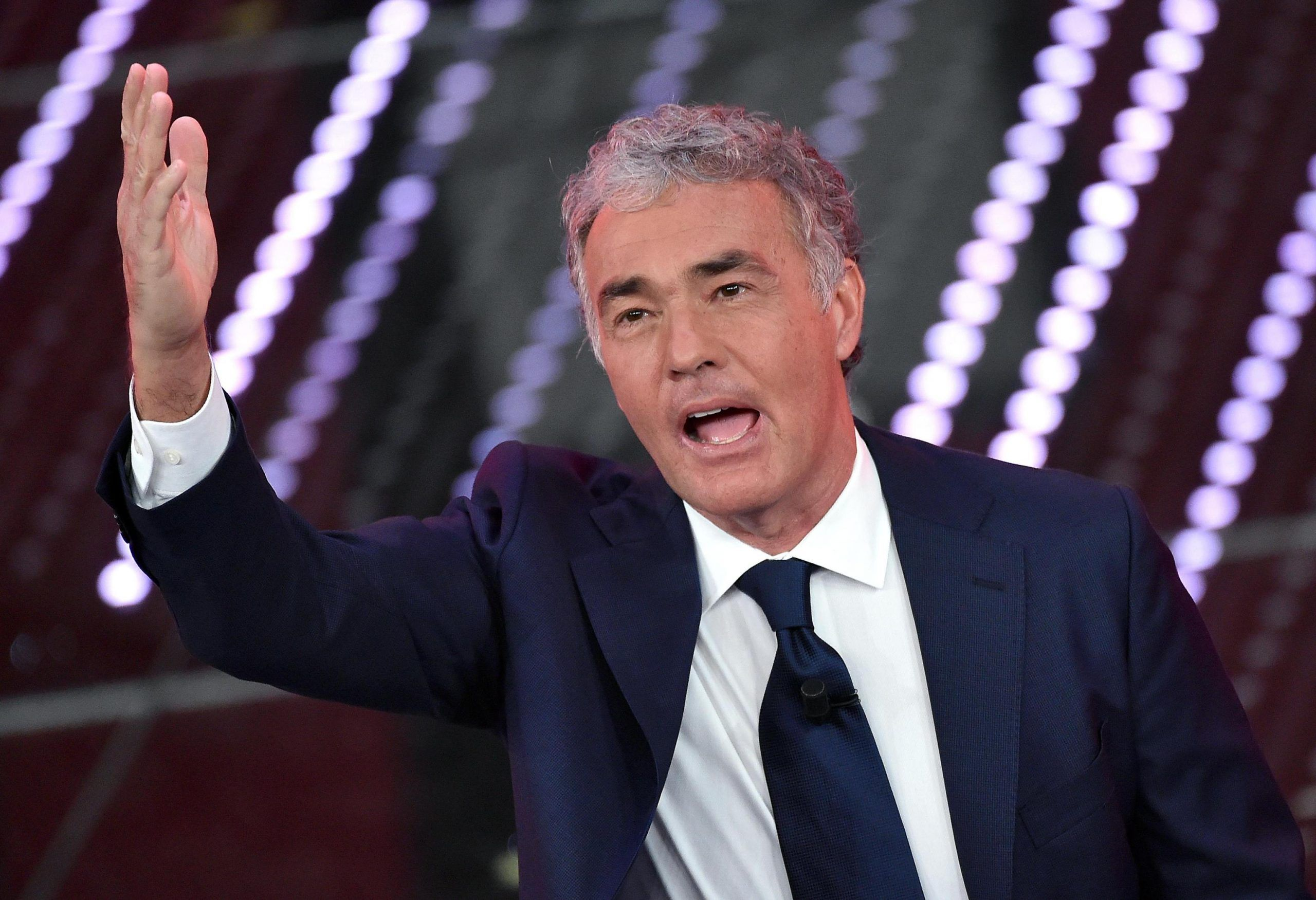 Non è l'Arena: Massimo Giletti svela il nome del nuovo programma su La7