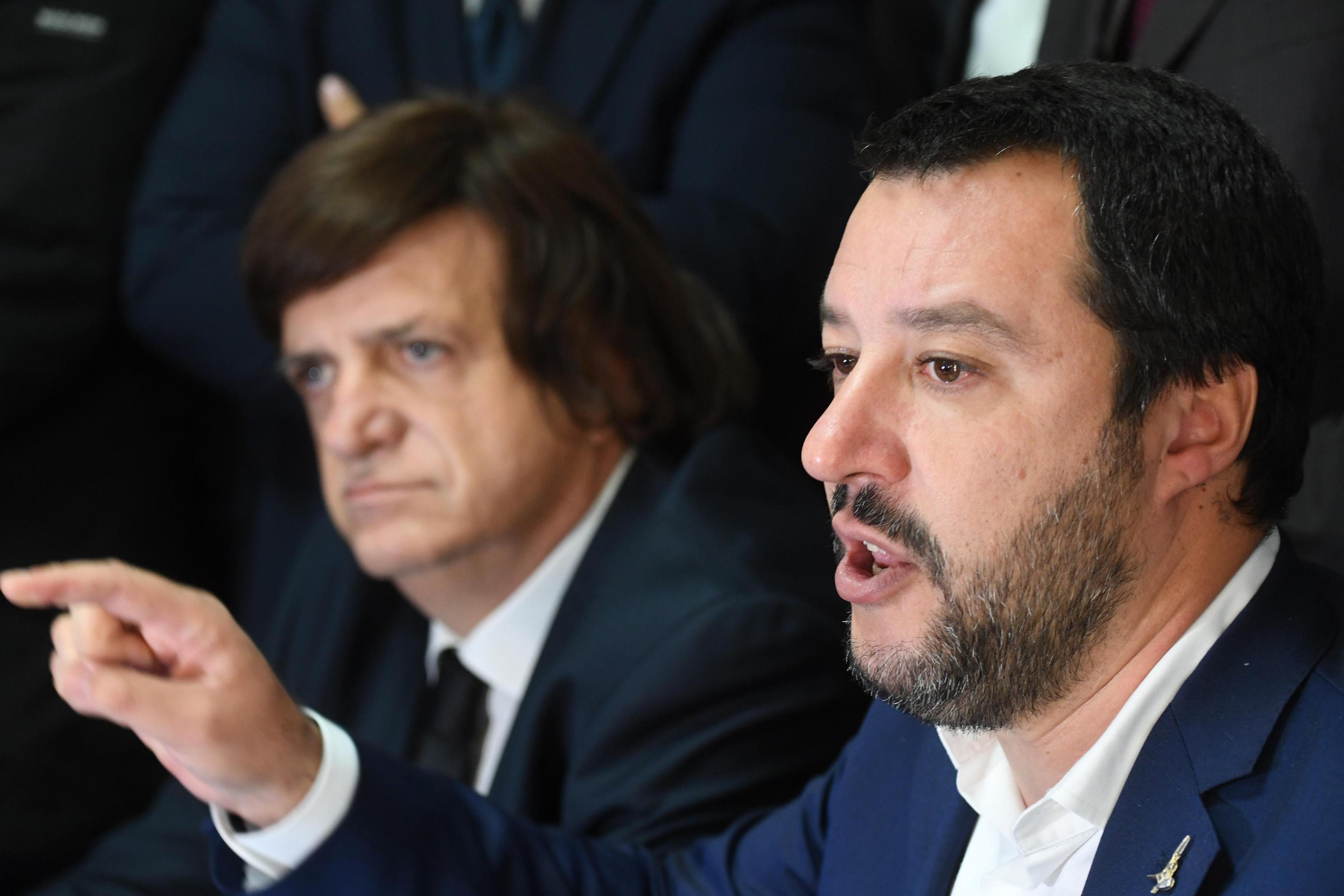 Salvini, Mattarella sciolga le Camere prima possibile