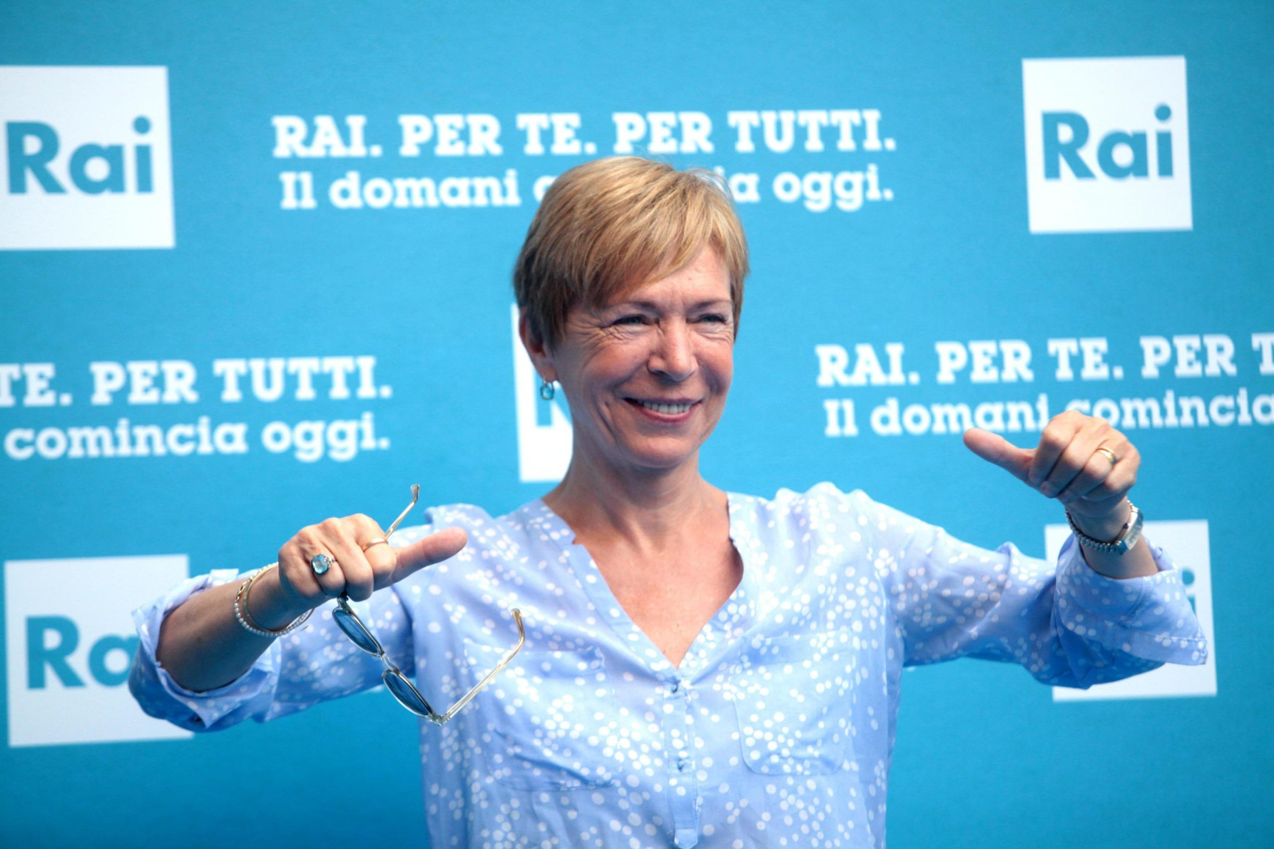 Milena Gabanelli, ultimo giorno di lavoro in Rai: 'Proseguirò il mio mestiere su un altro mezzo'