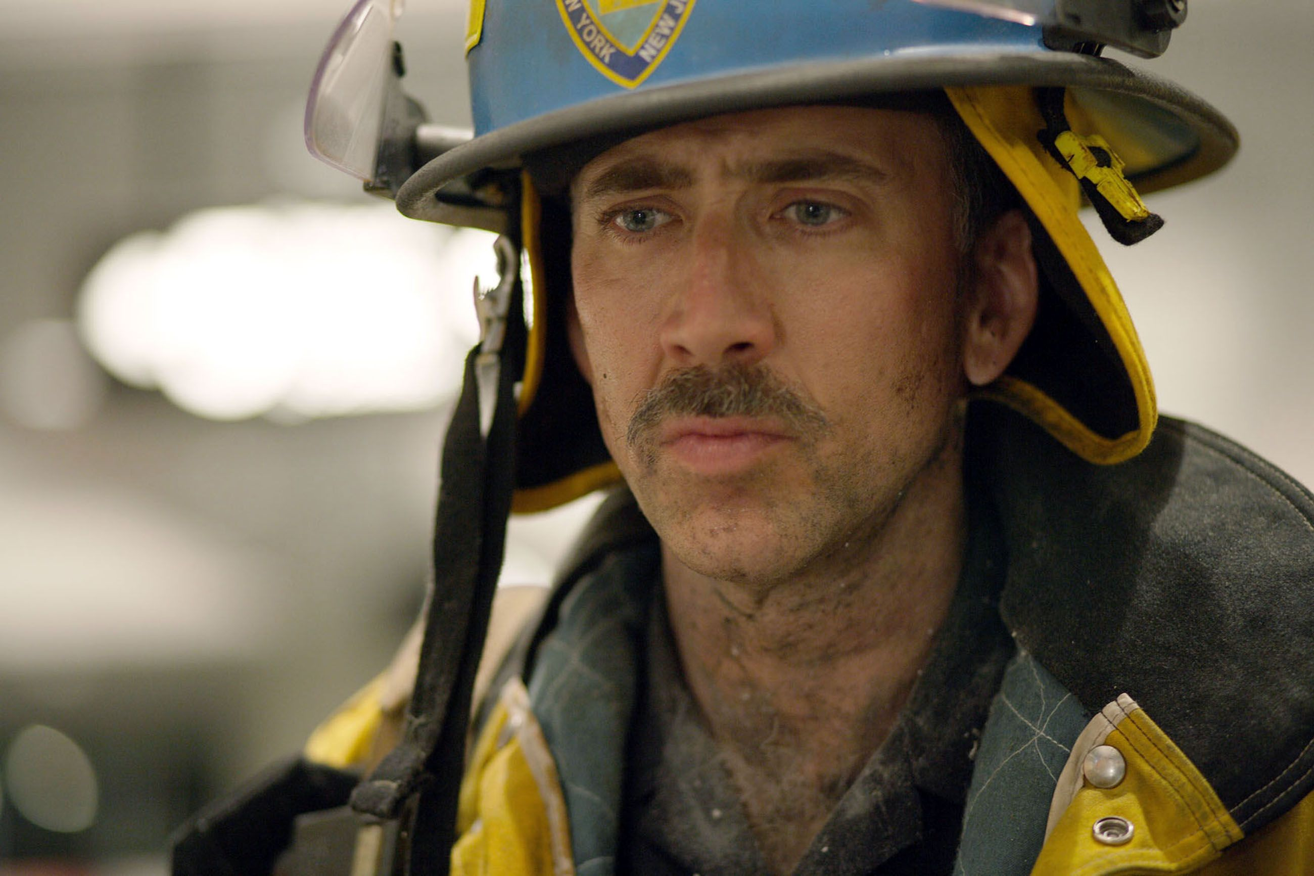 Nicholas Cage nel film 'World Trade Center'