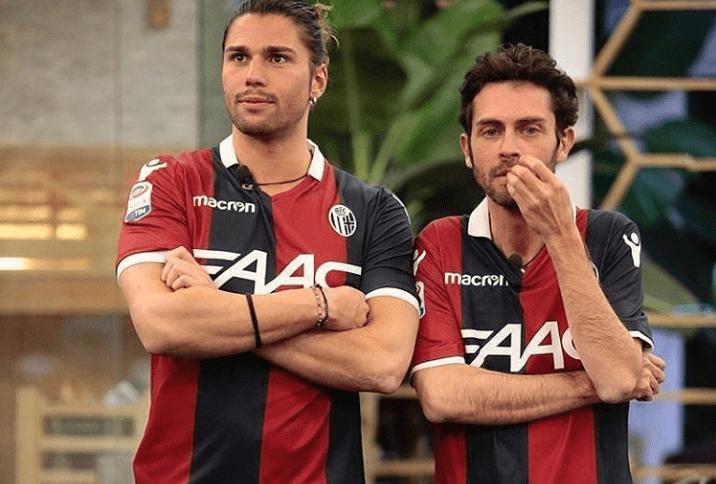 Raffaello Tonon contro Cristiano Malgioglio