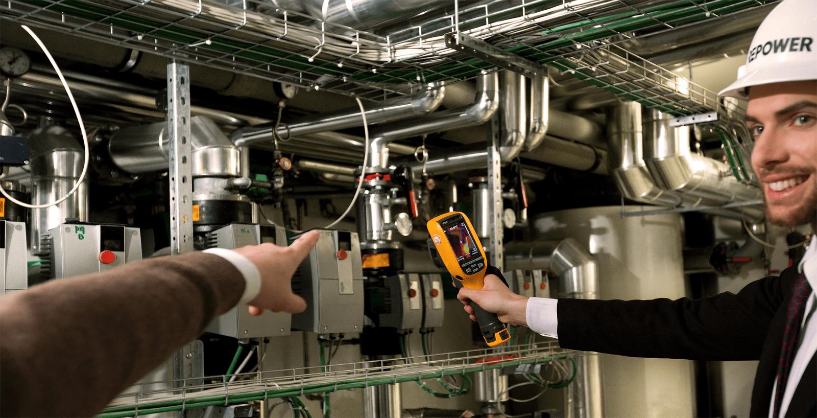 Vampa Repower: il check up termografico che valuta la salute della tua azienda e ti fa risparmiare