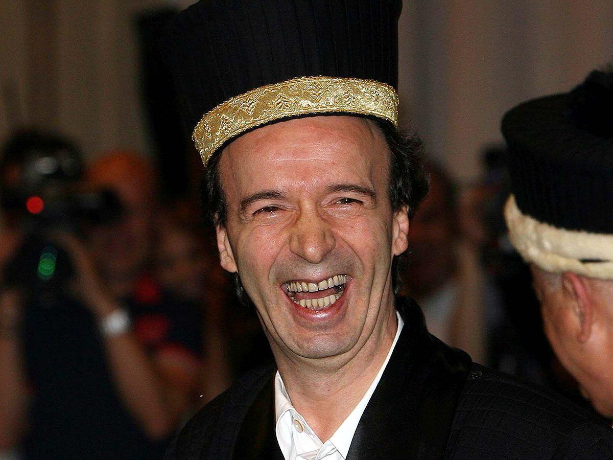 Roberto Benigni laurea honoris causa 207c5061b342