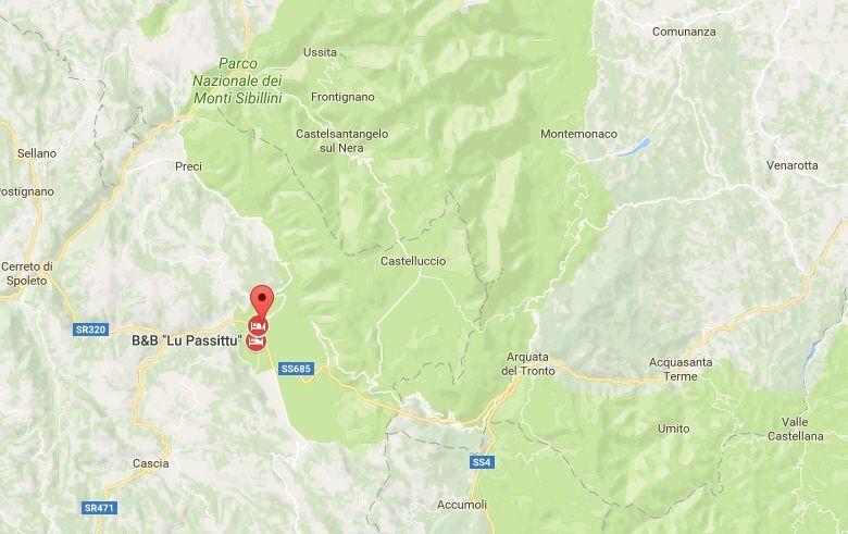 Terremoto in Umbria, oggi 24 novembre 2017: colpita la provincia di Perugia