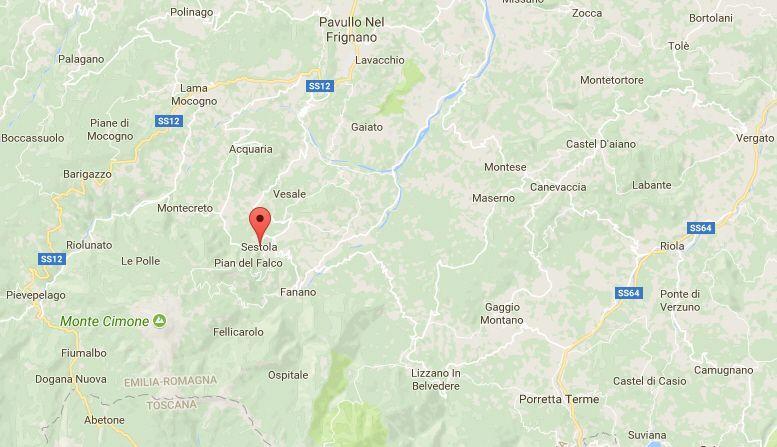 Terremoto in Emilia Romagna, oggi 6 novembre 2017: colpita la provincia di Modena