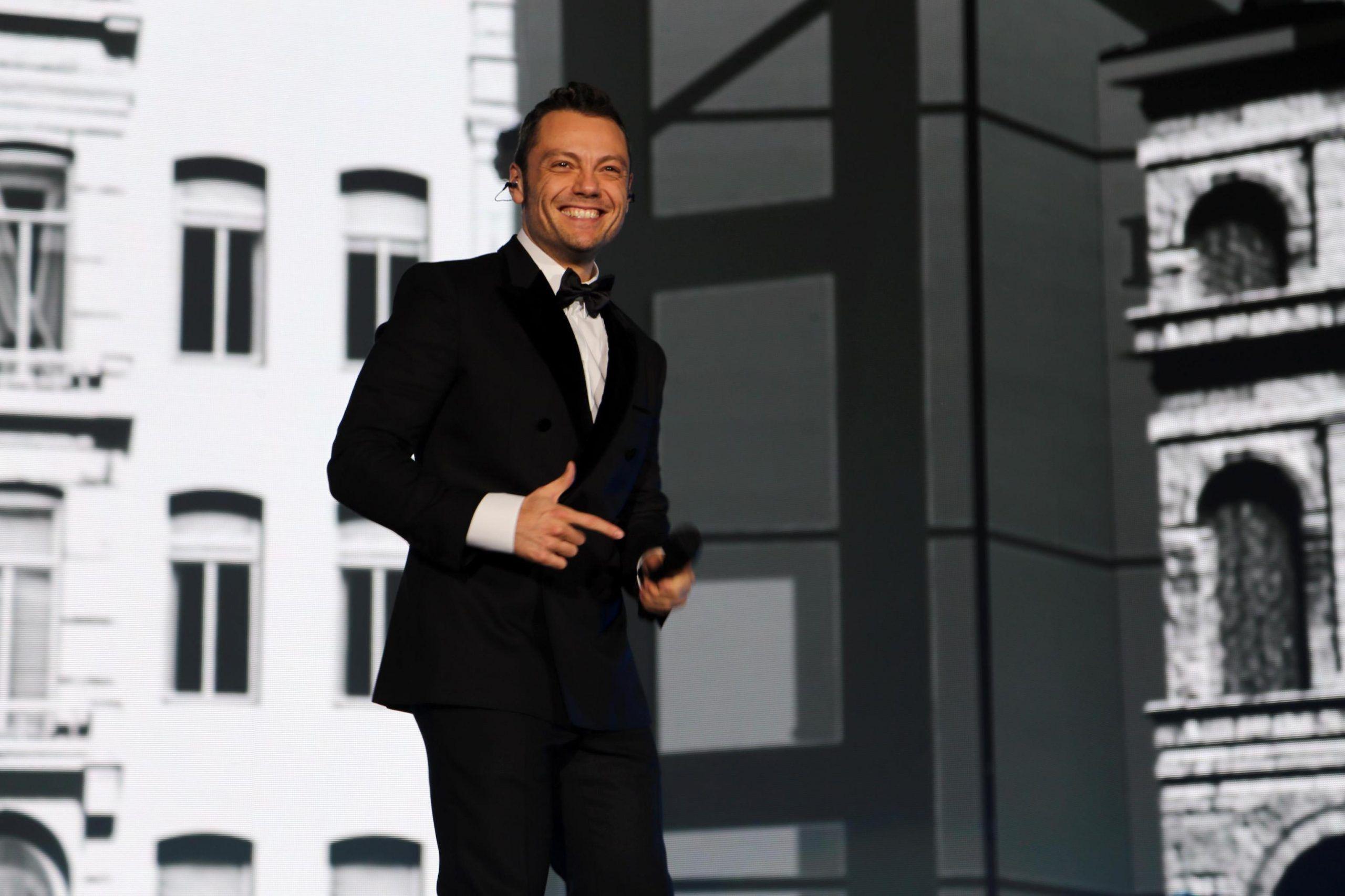 Tiziano Ferro: 'Vorrei fare il giudice di X Factor e avere un programma tutto mio'