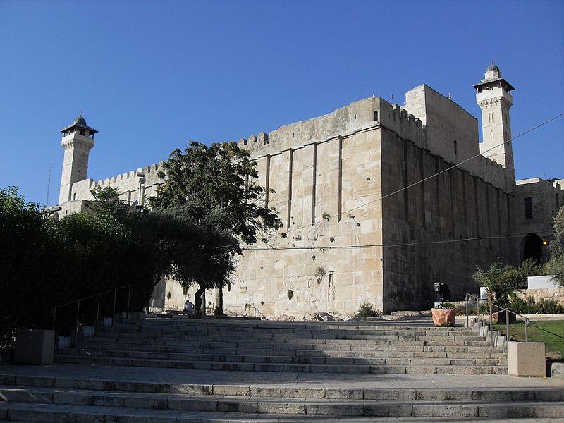 Tomba dei Patriarchi Hebron