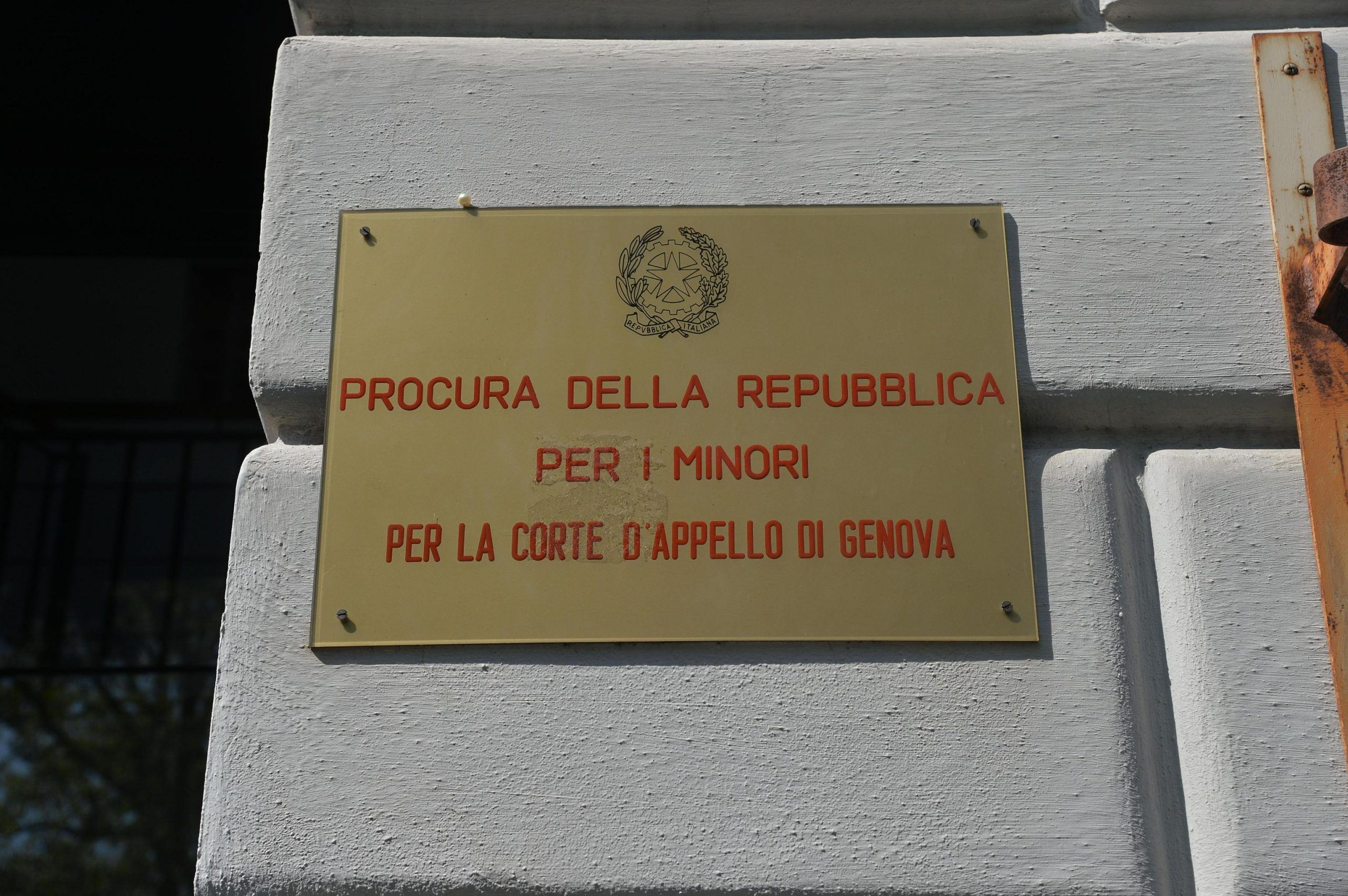 Tribunale dei Minori di Genova