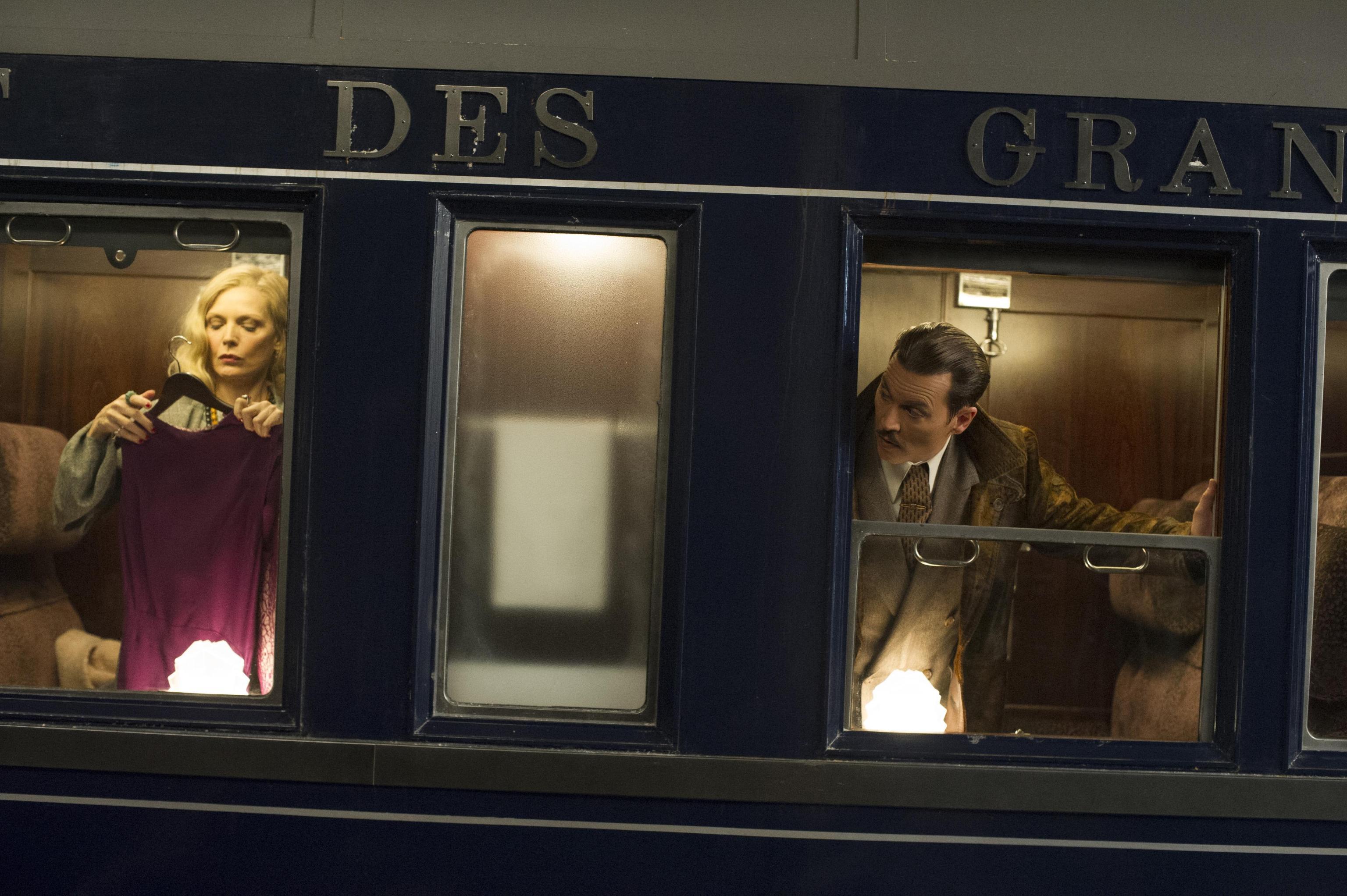 Sull'Orient Express di Branagh sale anche Shakespeare
