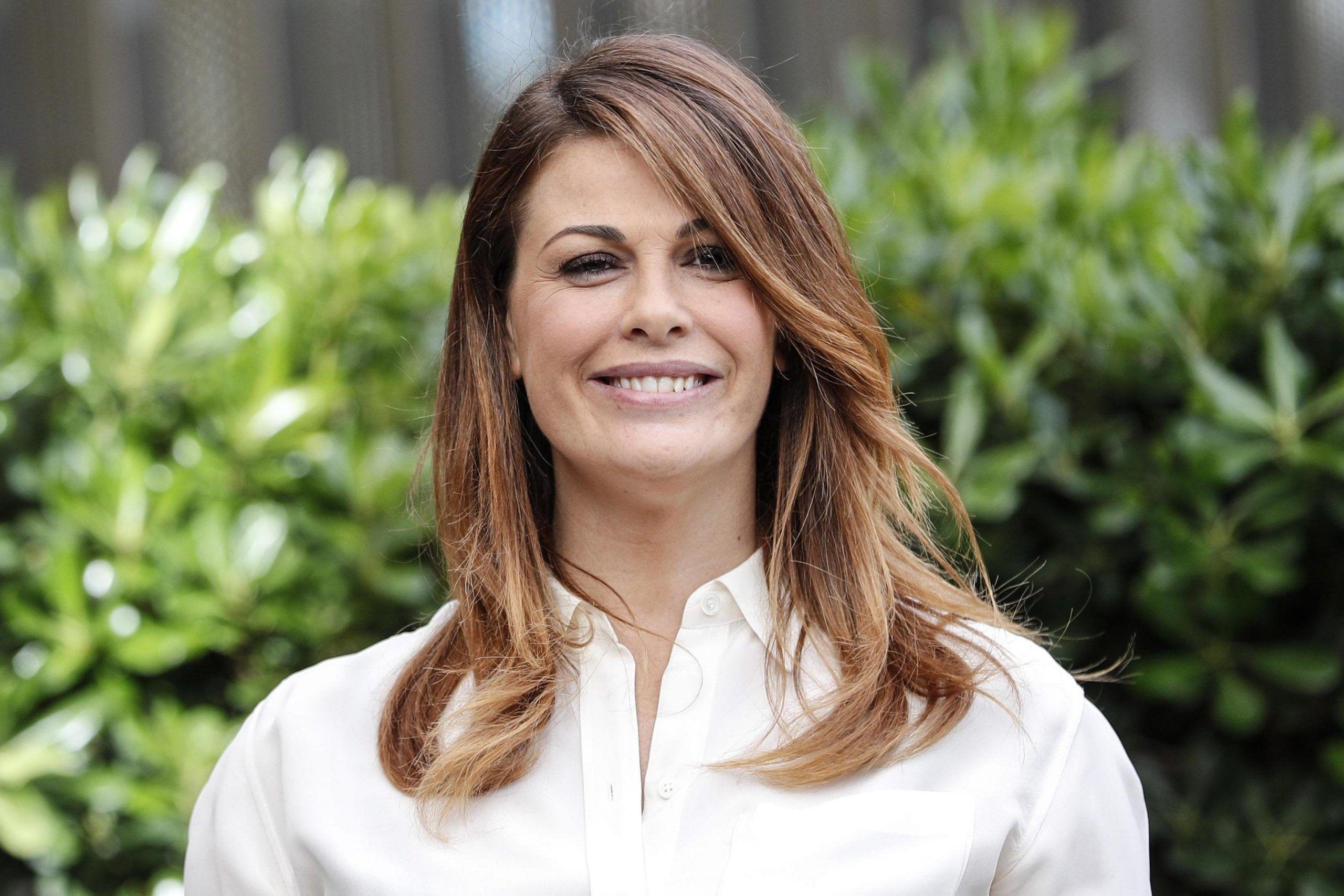 Vanessa Incontrada alla presentazione della serie Tv Rai 1 ''Scomparsa''