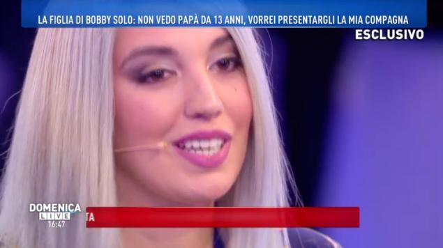 Veronica Satti, la figlia di Bobby Solo fa coming out: 'Vorrei presentare la mia compagna a mio padre'