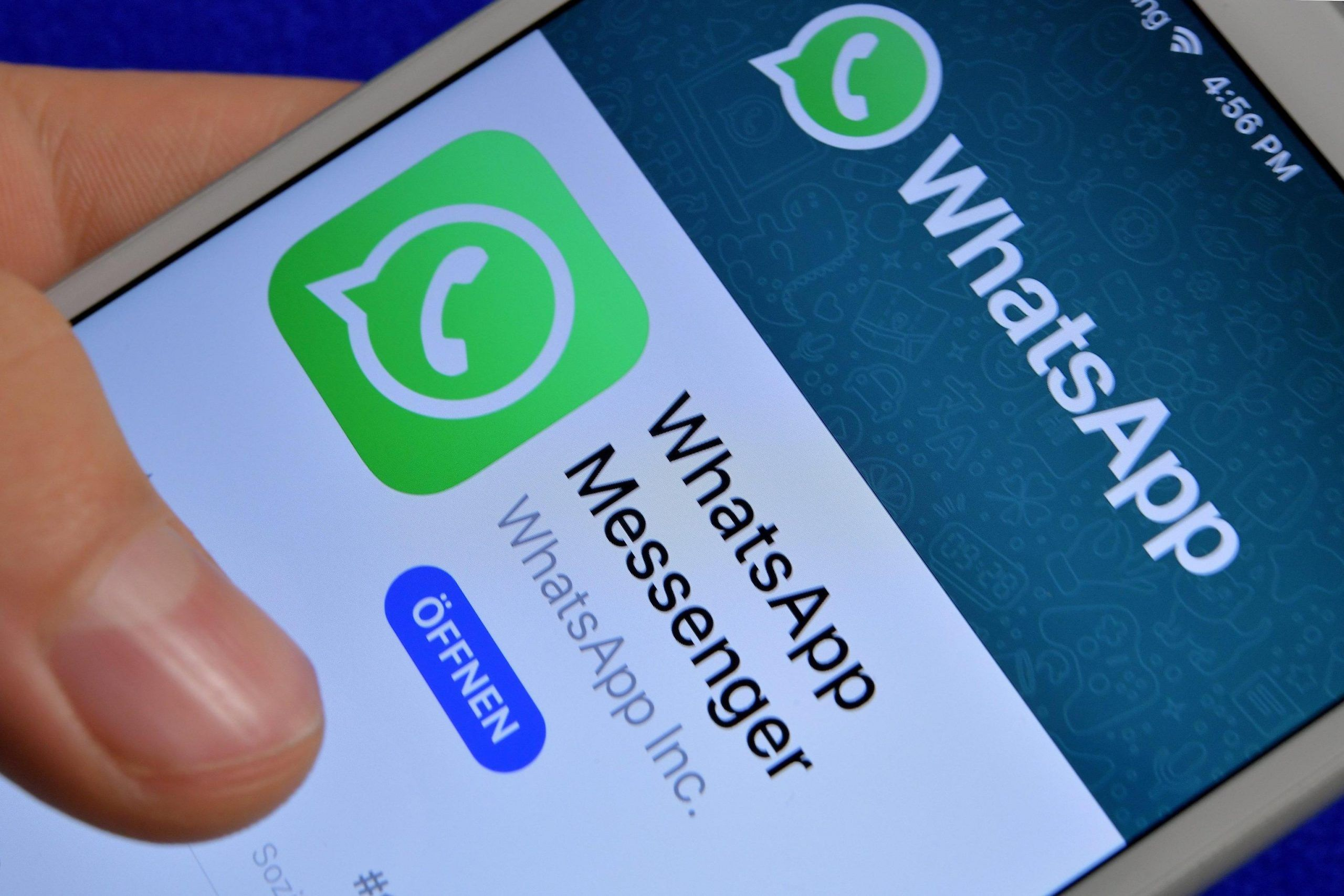 WhatsApps Fake Messenger in Google Play Store