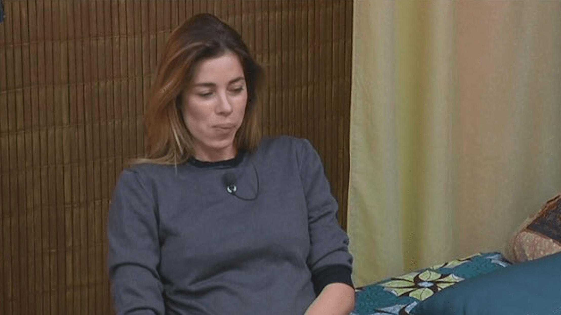 GF Vip 2017, Aida Yespica scoppia in lacrime: 'Finalmente ho una casa mia'
