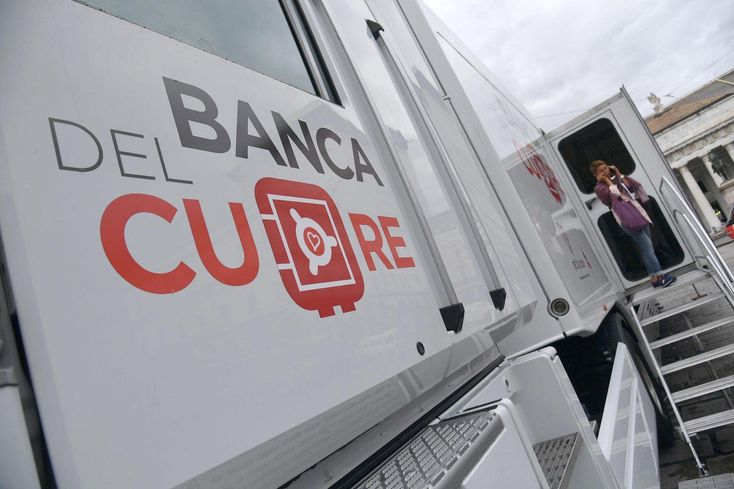 truck della Banca del Cuore