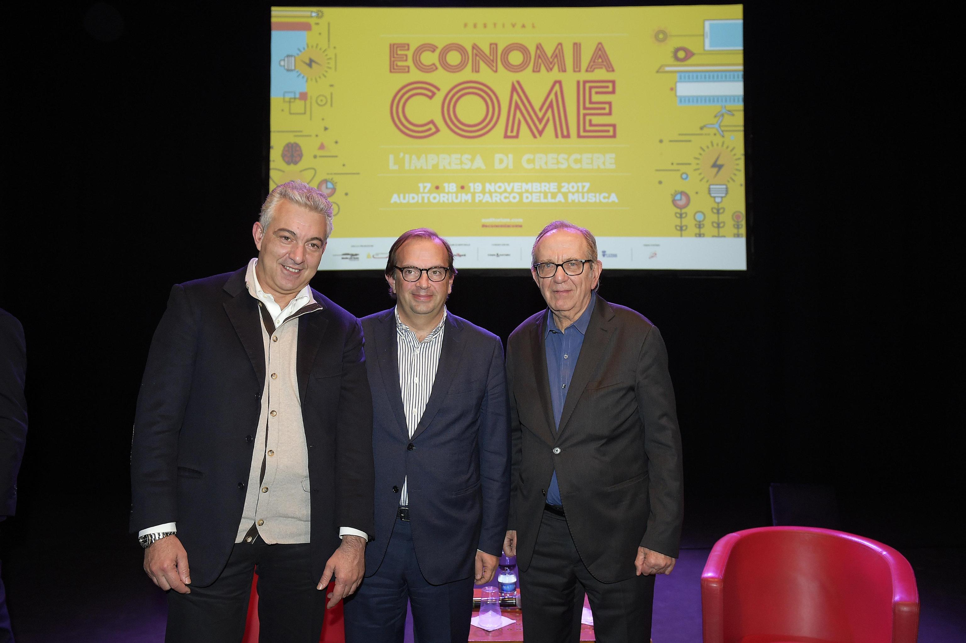 Festival 'Economia Come' di Roma, record di 6mila presenze per la prima edizione