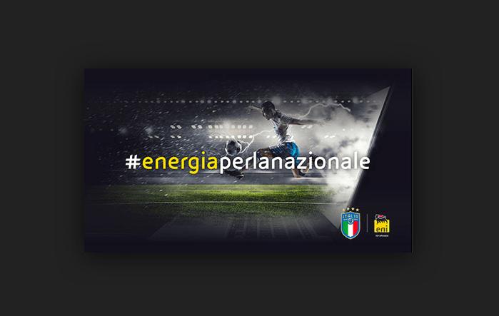 energia per la nazionale