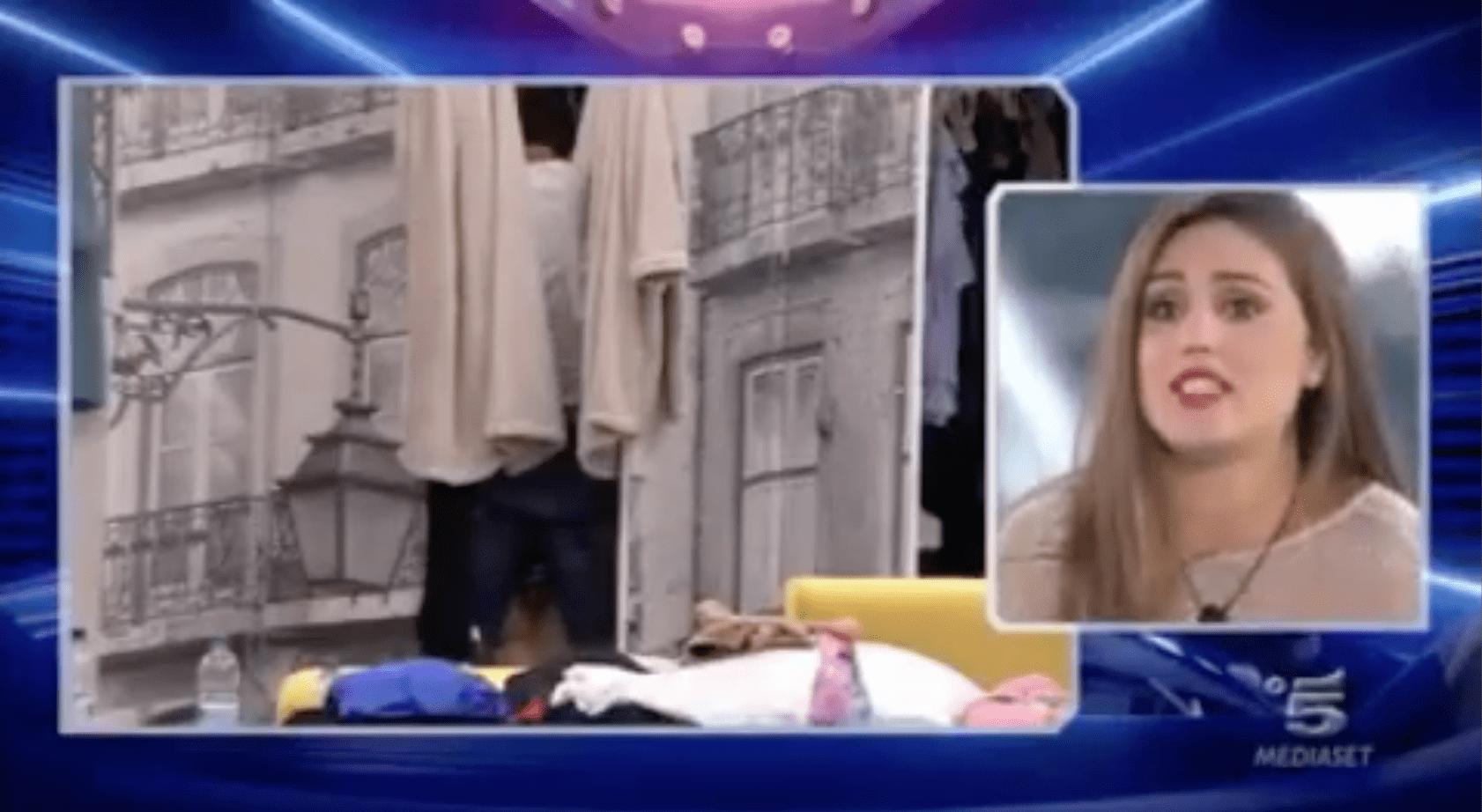 GF Vip 2, Cecilia Rodriguez eliminata: in studio la verità sull'armadio