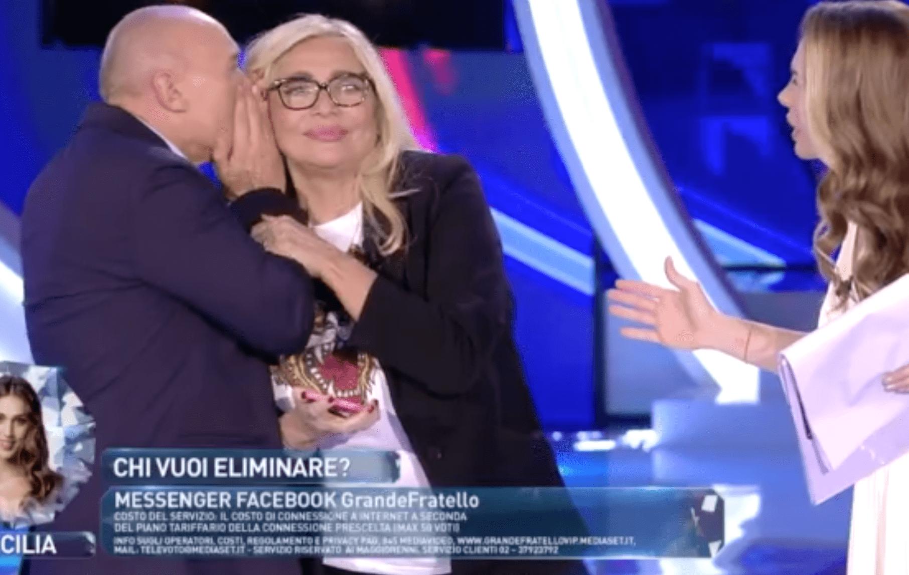 GF Vip 2017, Daniele Bossari e Aida Yespica in finale: lo spoiler di Alfonso Signorini