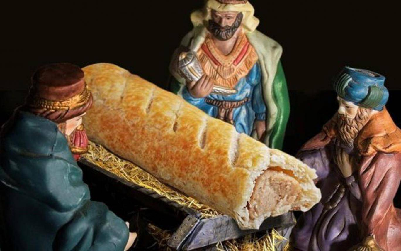 greggs panino