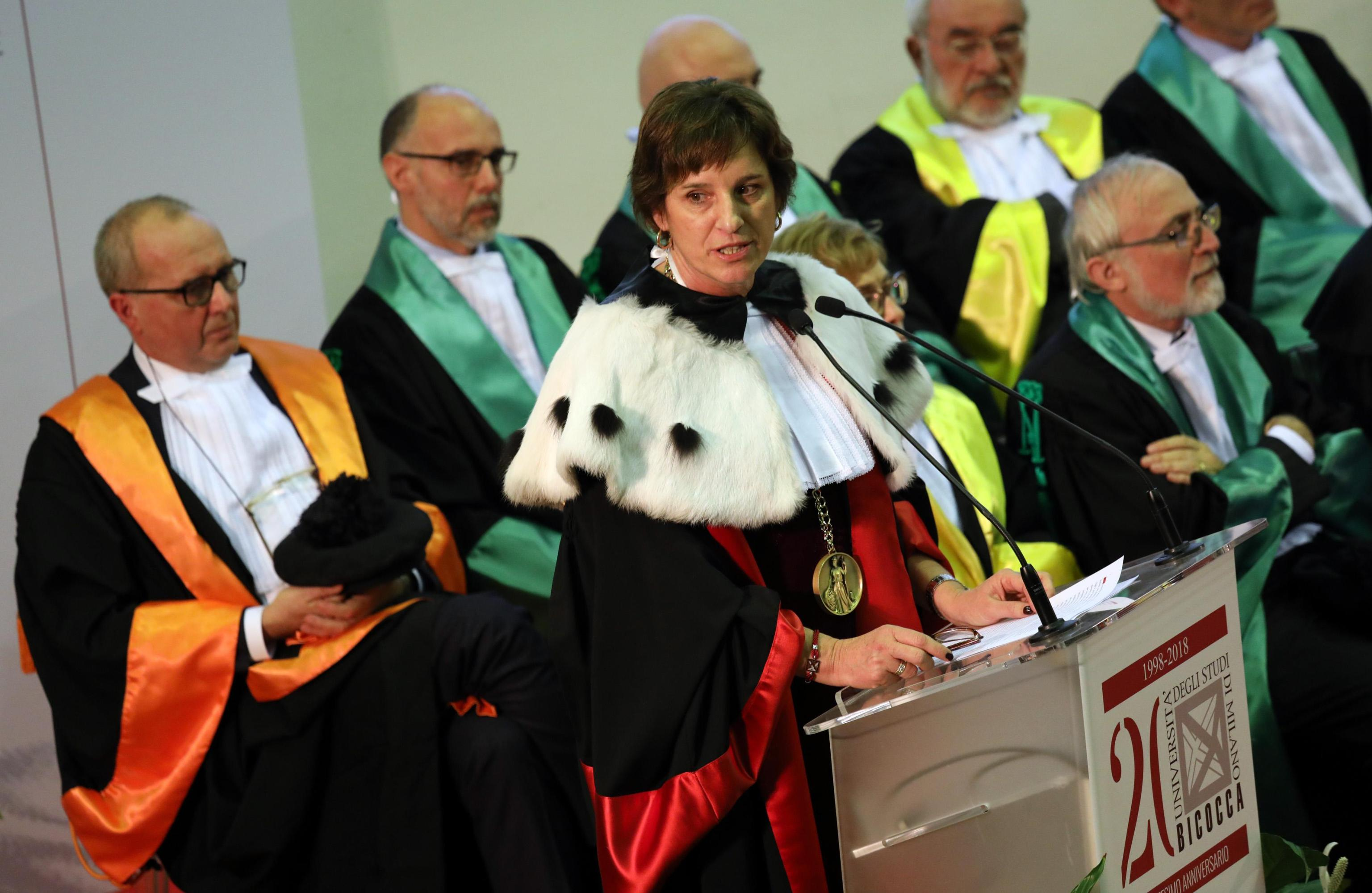 Milano-Bicocca compie 20 anni: 'Università che punta al futuro, realtà importante del Paese e nel sistema Lombardia'