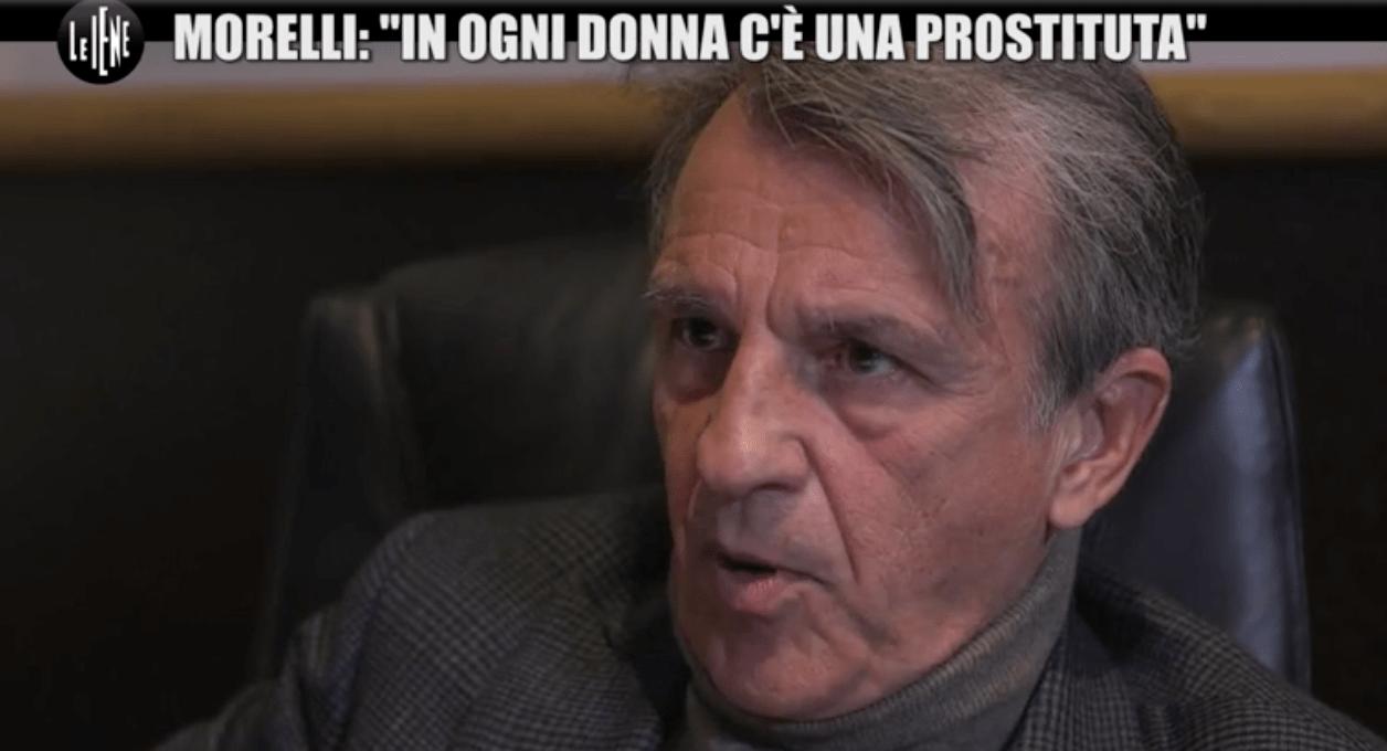 Raffaele Morelli alle Iene sul caso Weinstein: 'In ogni donna c'è una prostituta'