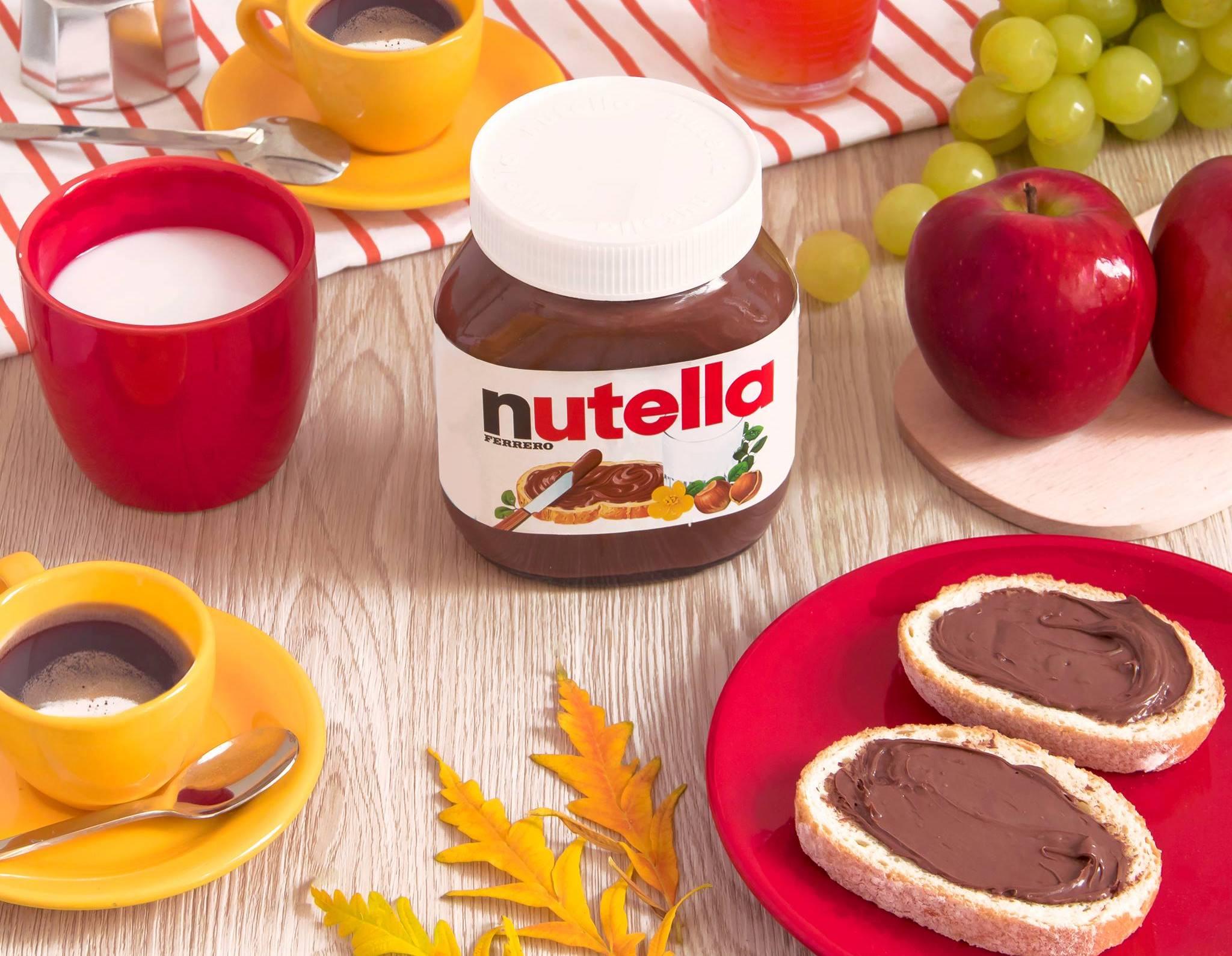 Nutella cambia ricetta, l'azienda rassicura: 'Più qualità e stesso gusto'