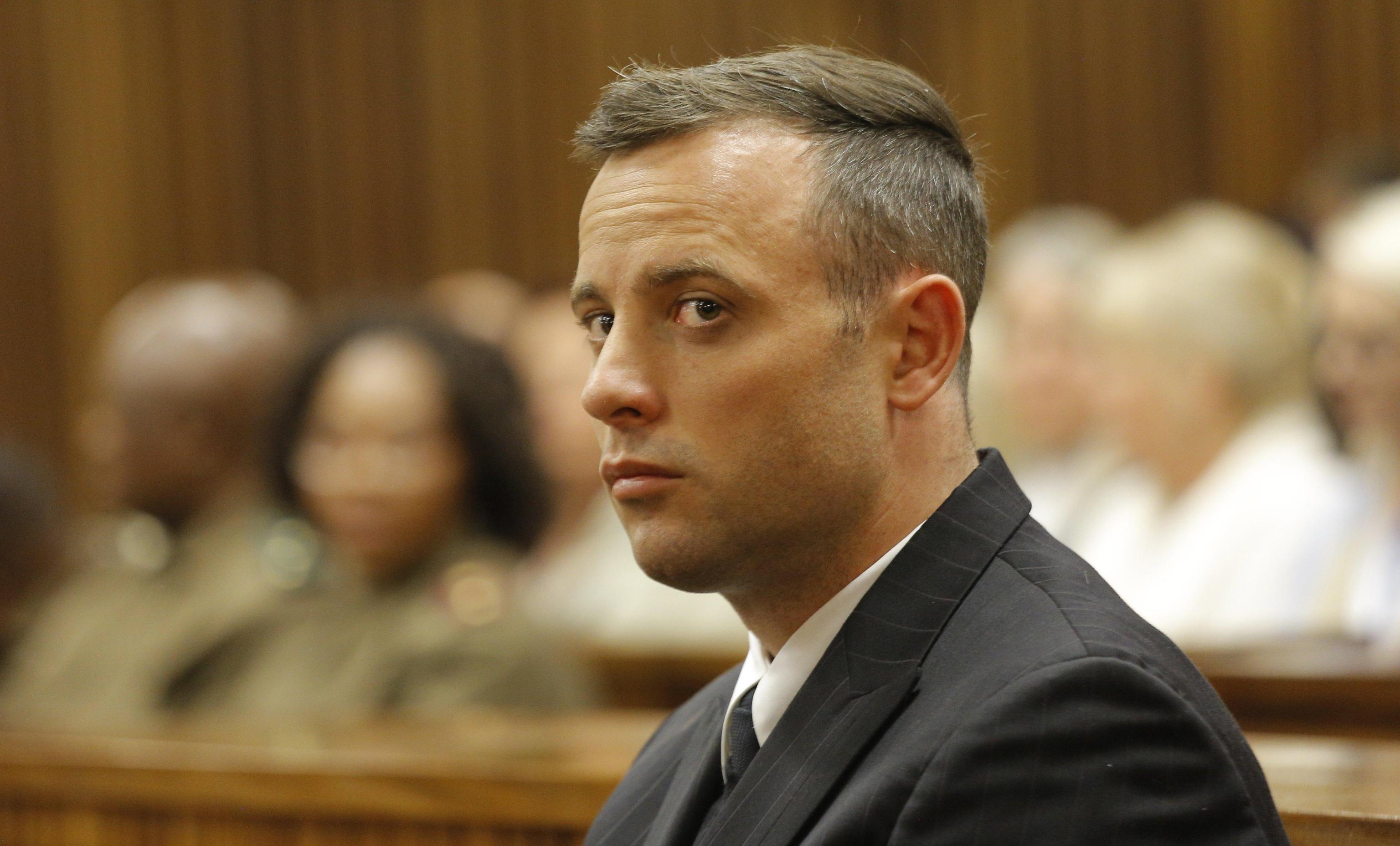 Oscar Pistorius, pena raddoppiata in appello: condanna a 13 anni e 5 mesi di carcere