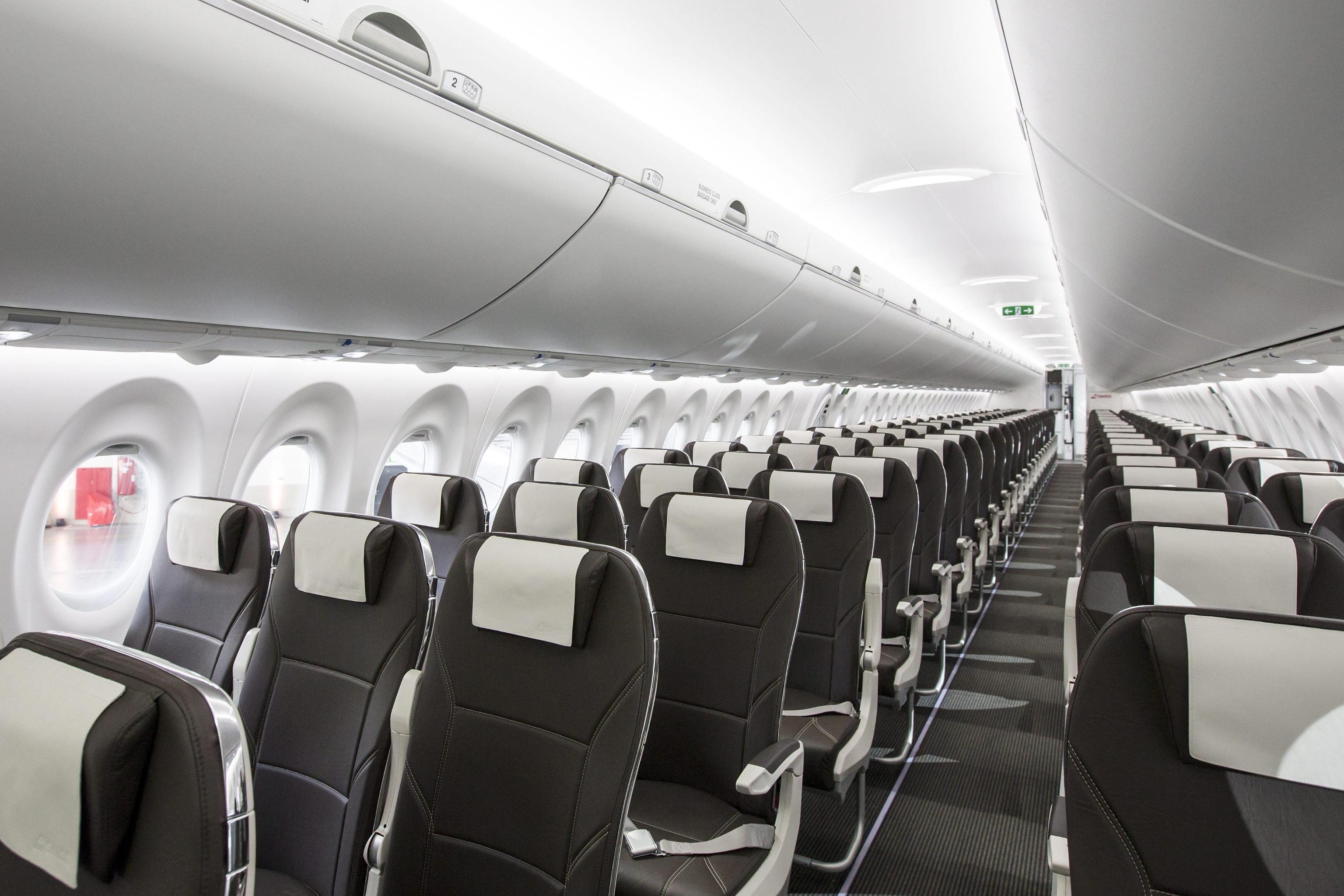 posto in aereo e personalità