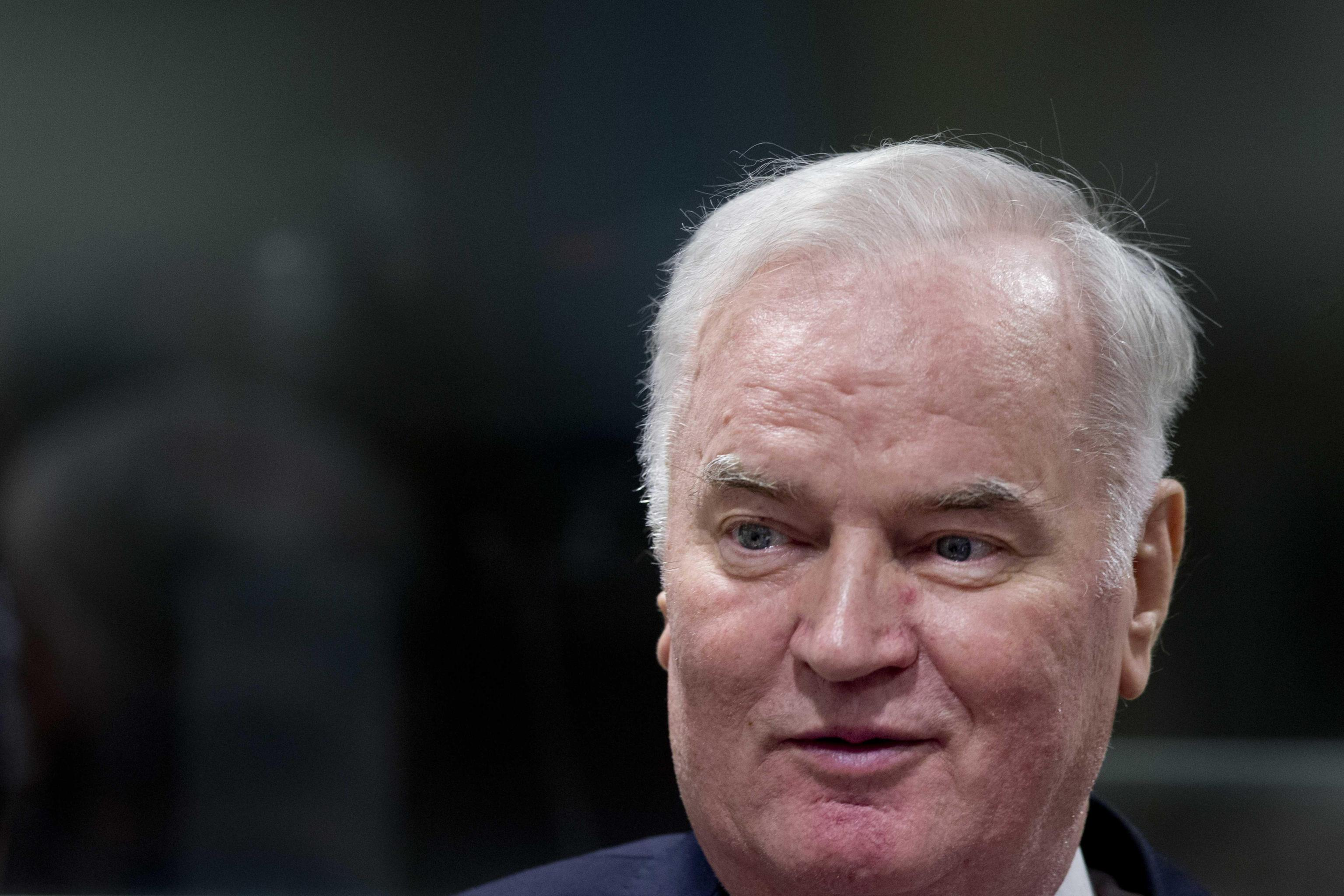 Ratko Mladic condannato all'ergastolo per genocidio e crimini contro l'umanità nell'ex Jugoslavia