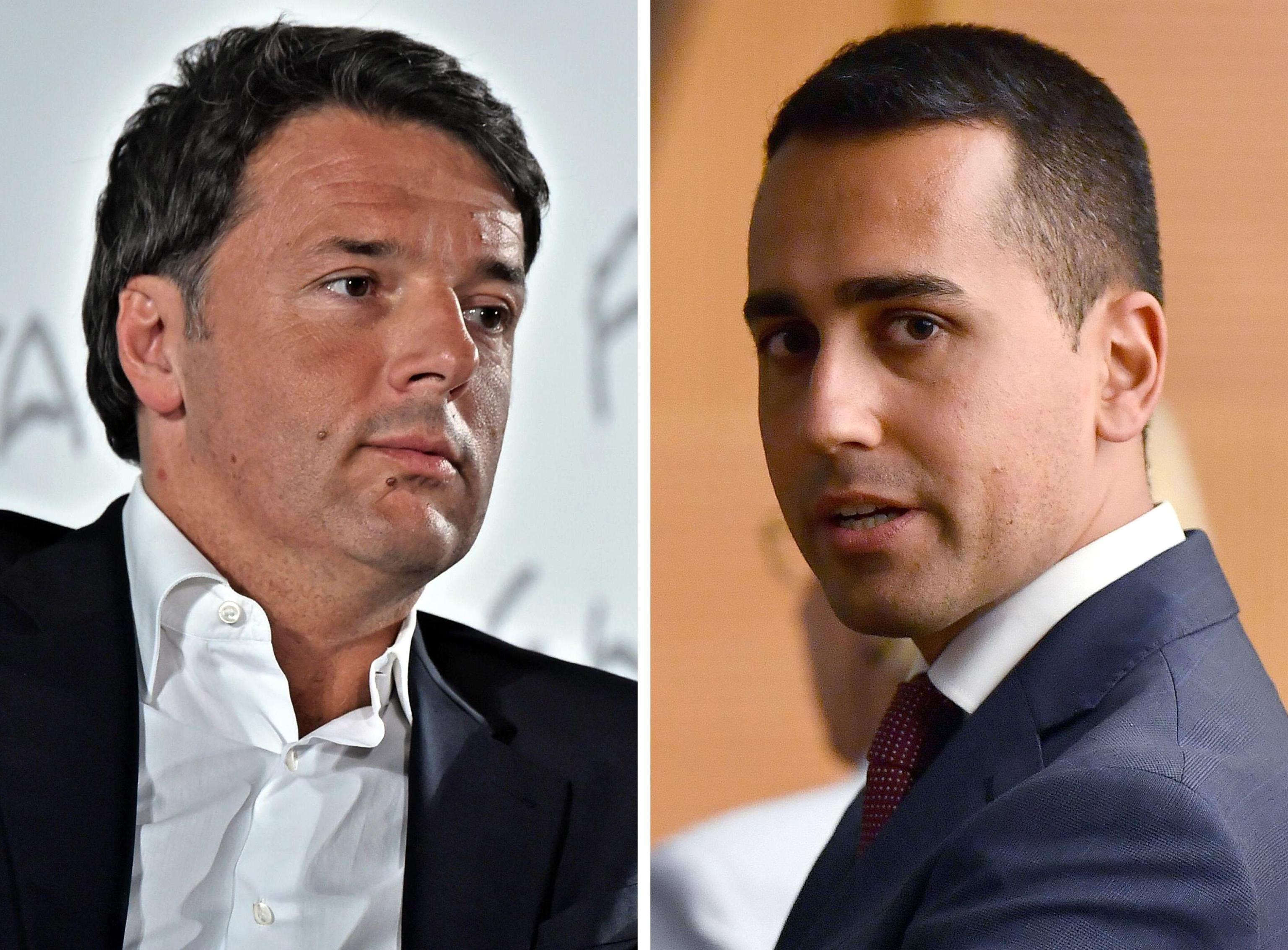 Di Maio annulla il duello tv con Renzi: 'Il PD non è più nostro competitor'