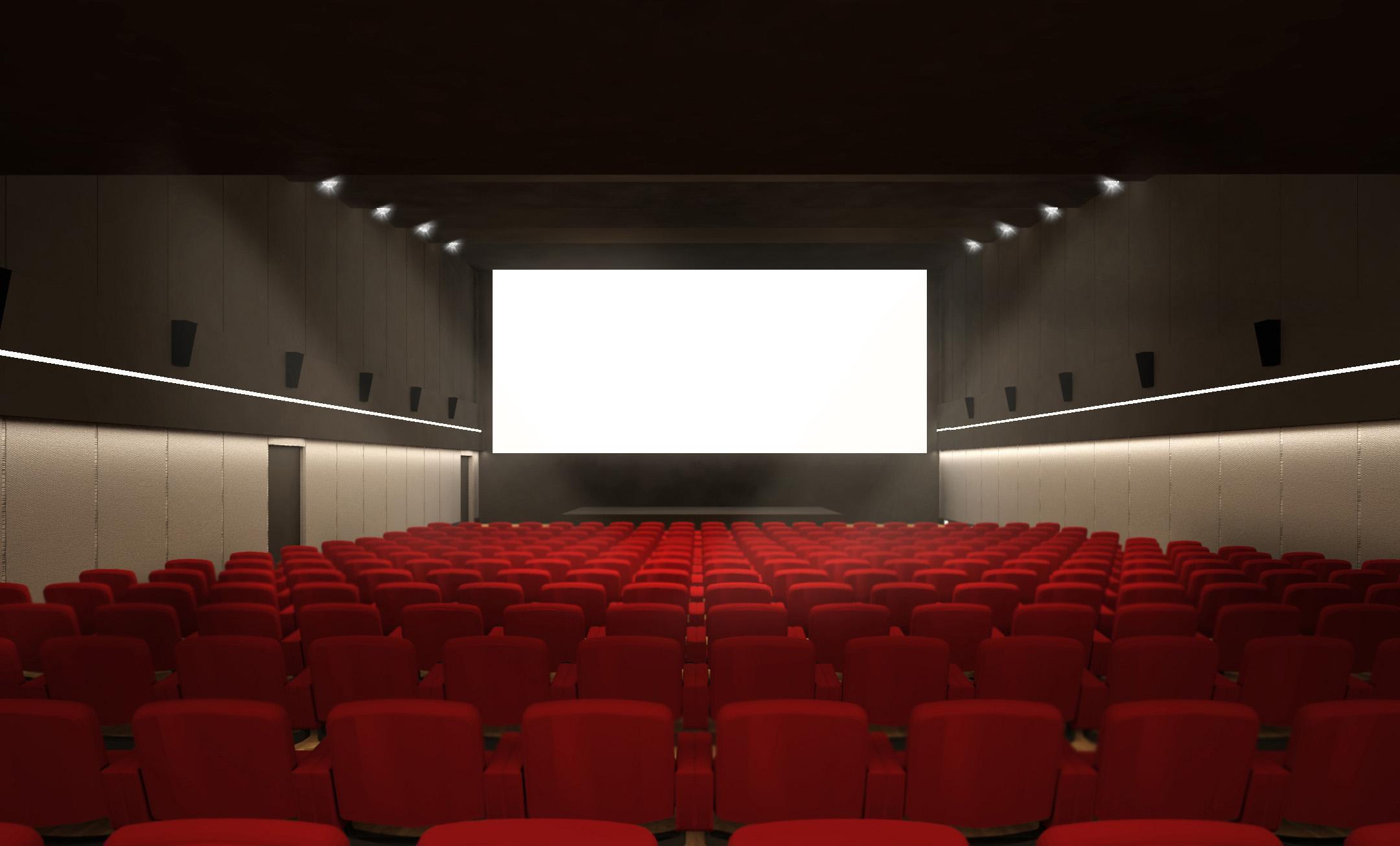 Cinema biglietto dinamico