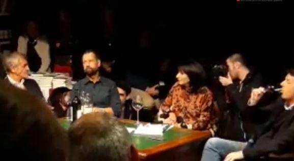 Fabio Volo litiga con Renzi sullo Ius Soli e abbandona la presentazione del nuovo libro