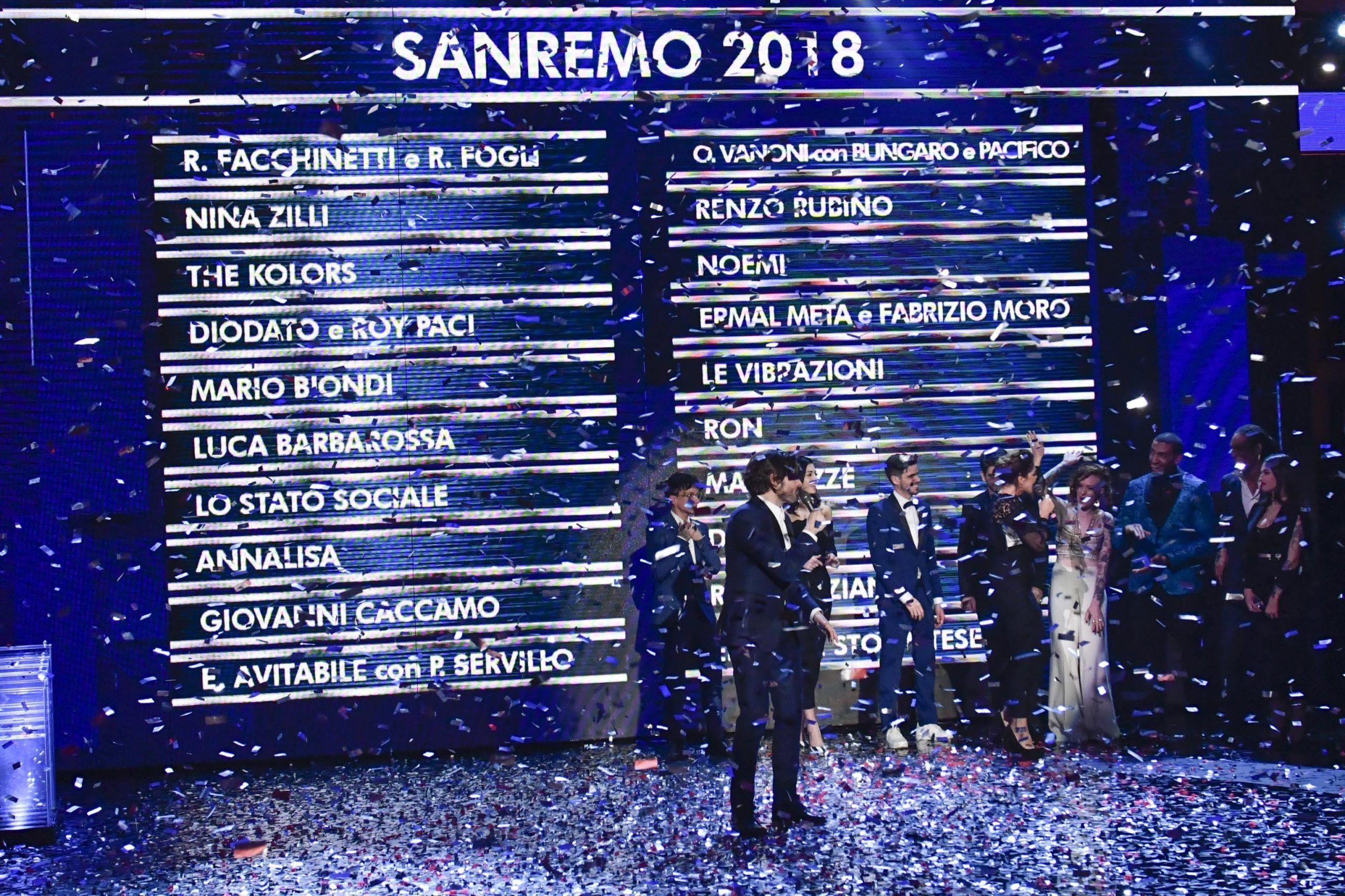 Tv: Rai1; 'Sarà Sanremo'