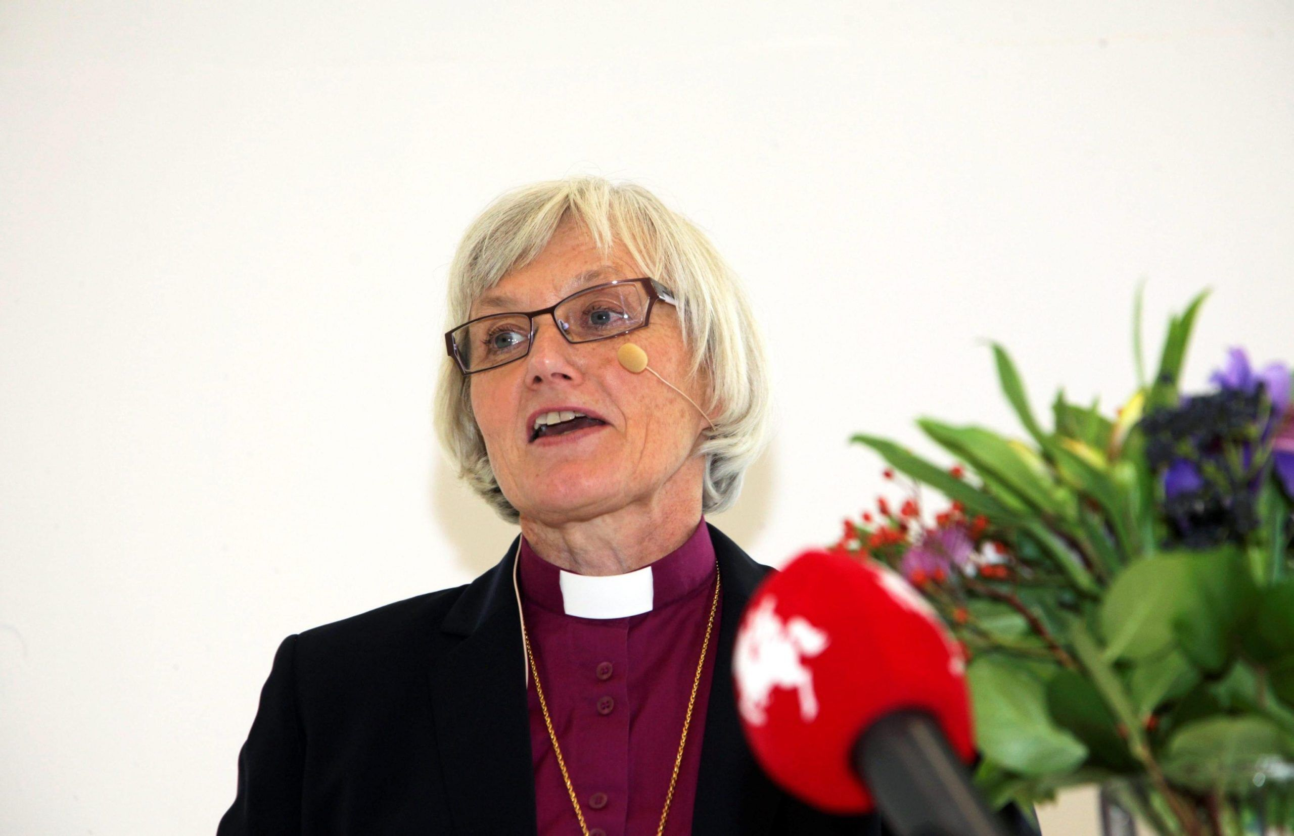 Antje Jackelen elected first first female Archbishop of Sweden