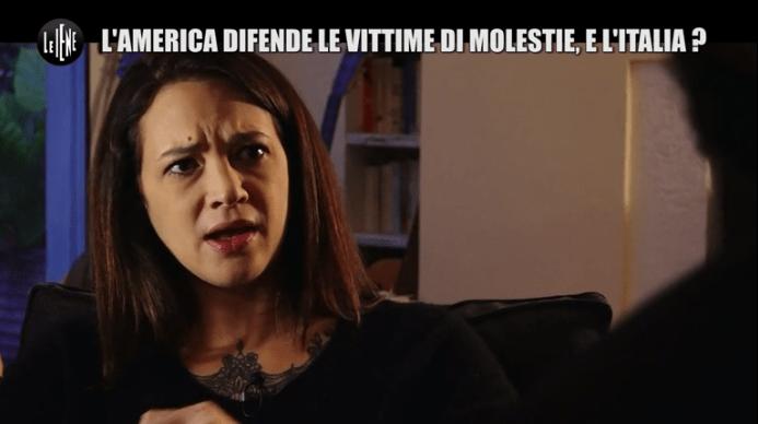 Asia Argento, intervista a Le Iene