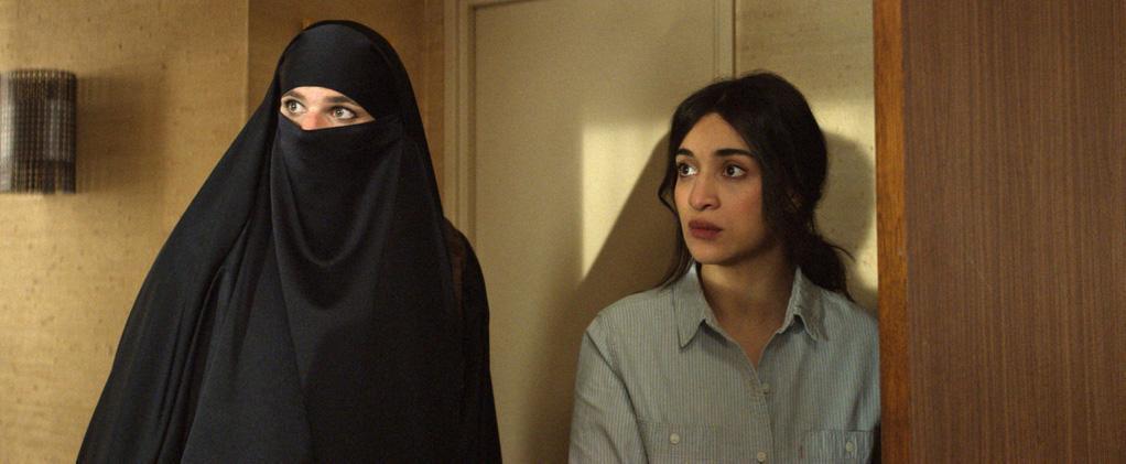 Cinema: due sotto il burqa, sorriso contro radicalismo