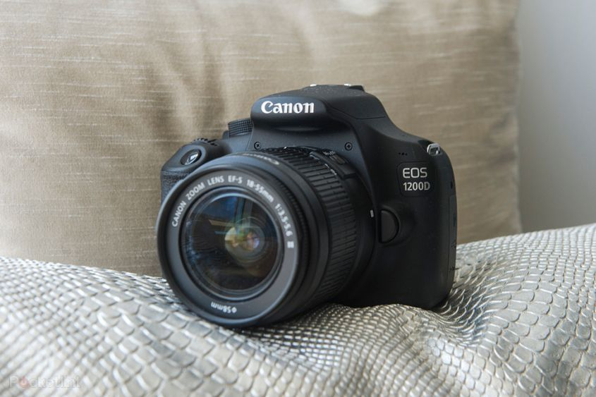 Fotocamere reflex principianti Canon 1200D