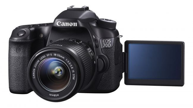 Fotocamere reflex principianti