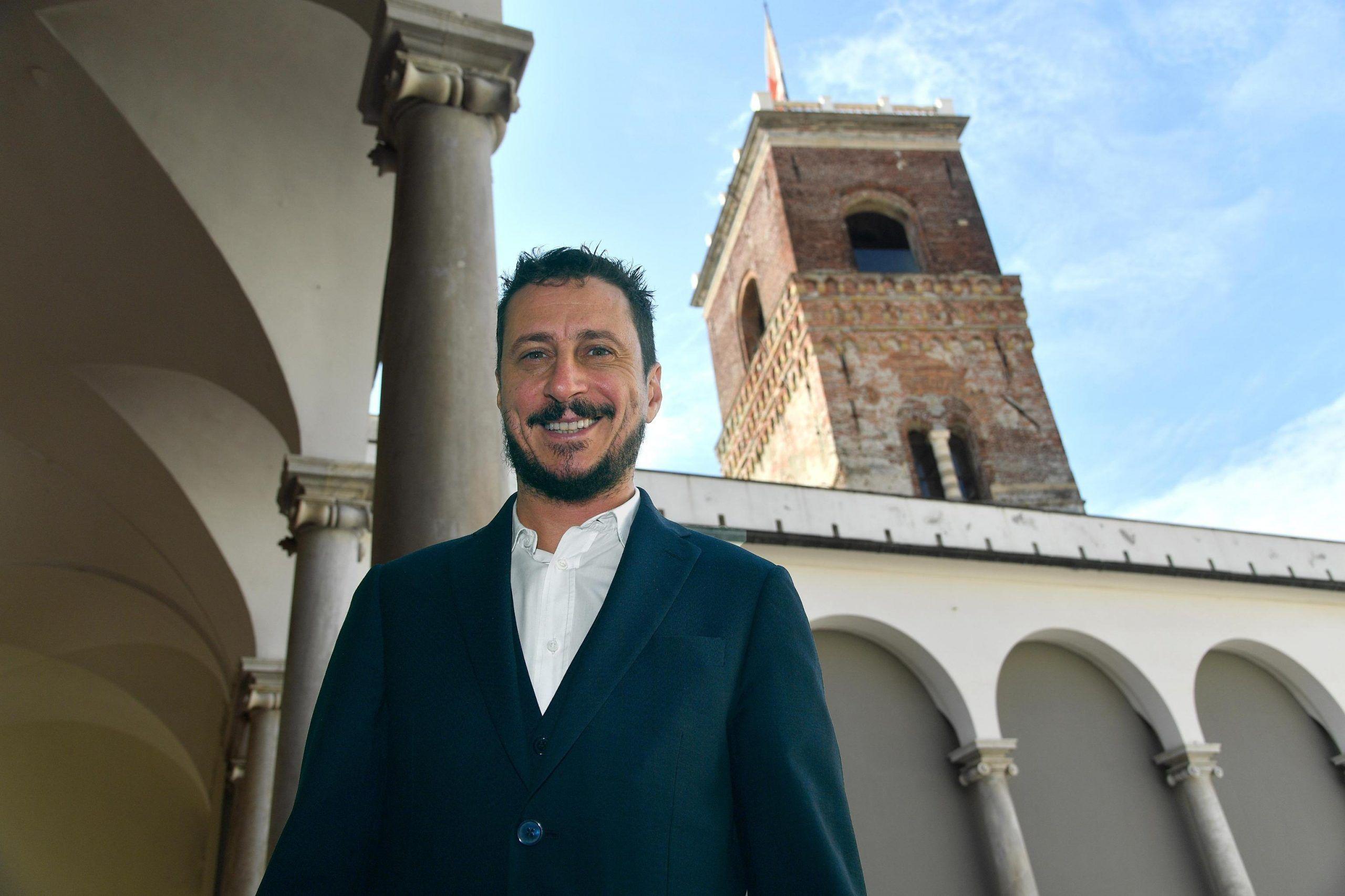 Luca Bizzarri, esordio al Ducale