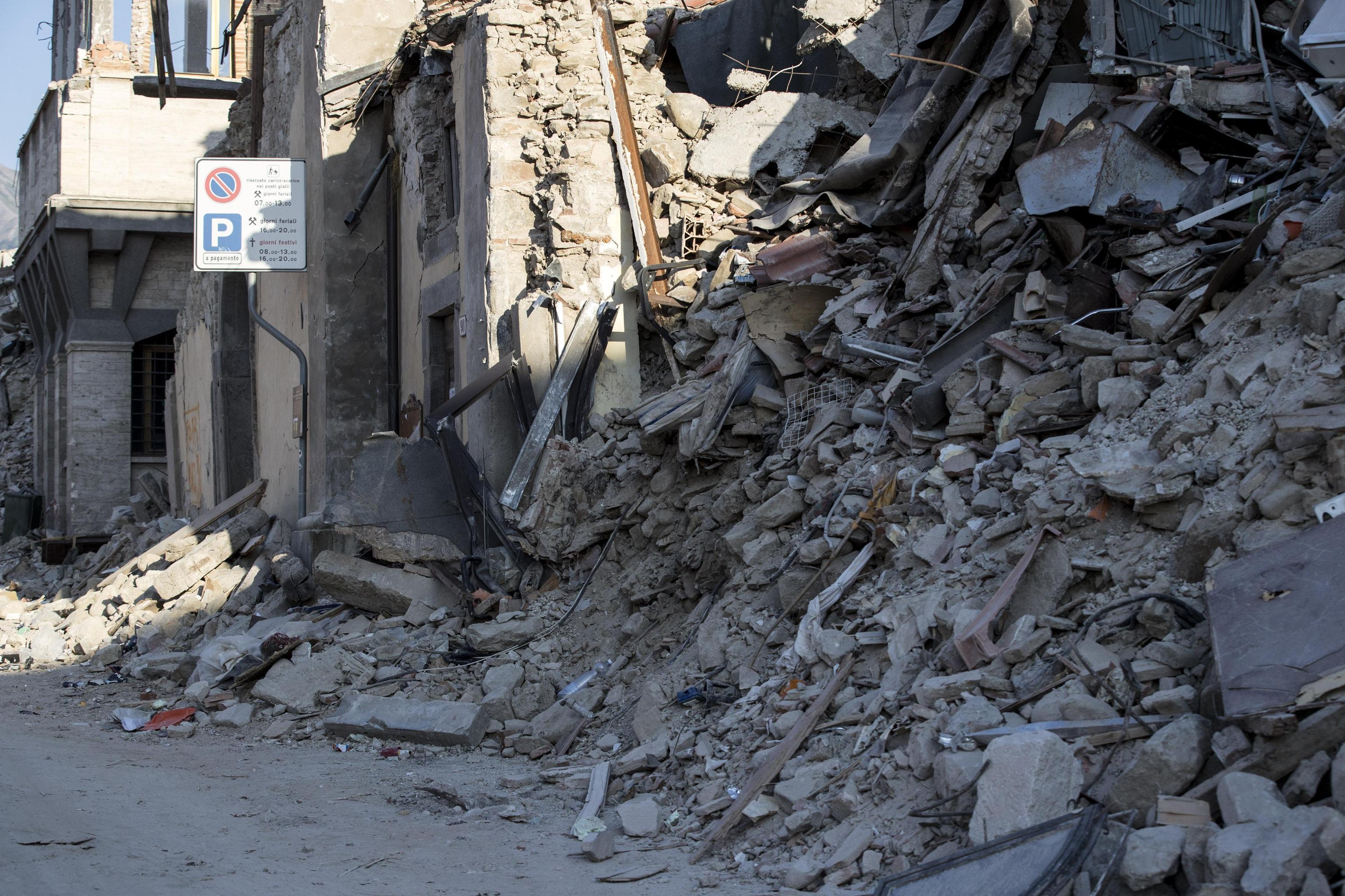 Terremoto Centro Italia: otto i suicidi a causa della depressione