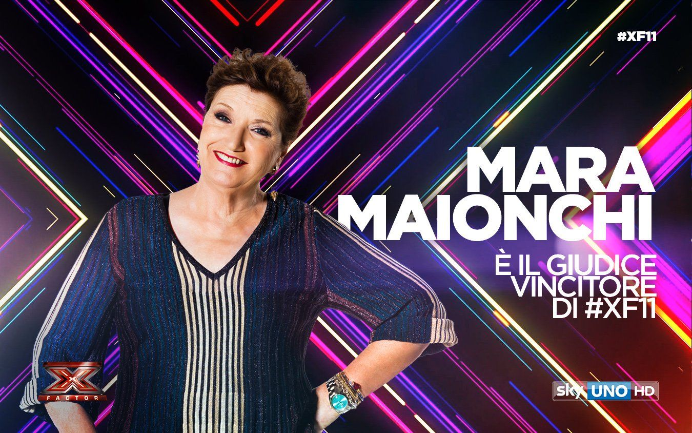 X Factor 11, Mara Maionchi: 'Lorenzo Licitra sul podio, soddisfazione immensa'