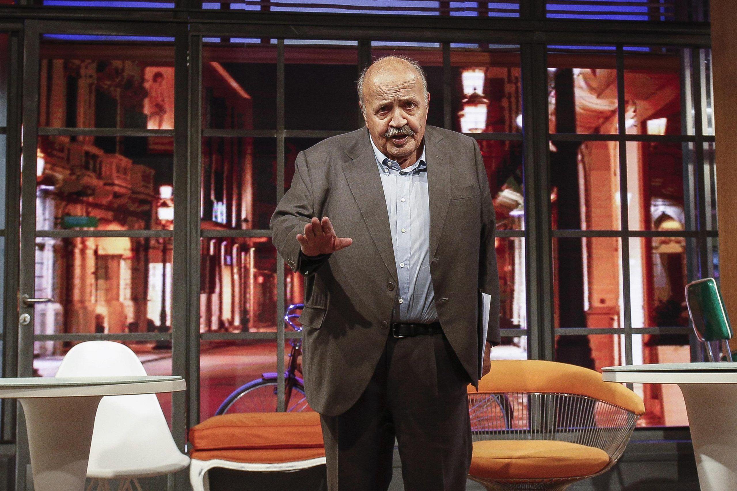 Tv: Rai; 'S'è fatta notte', Maurizio Costanzo