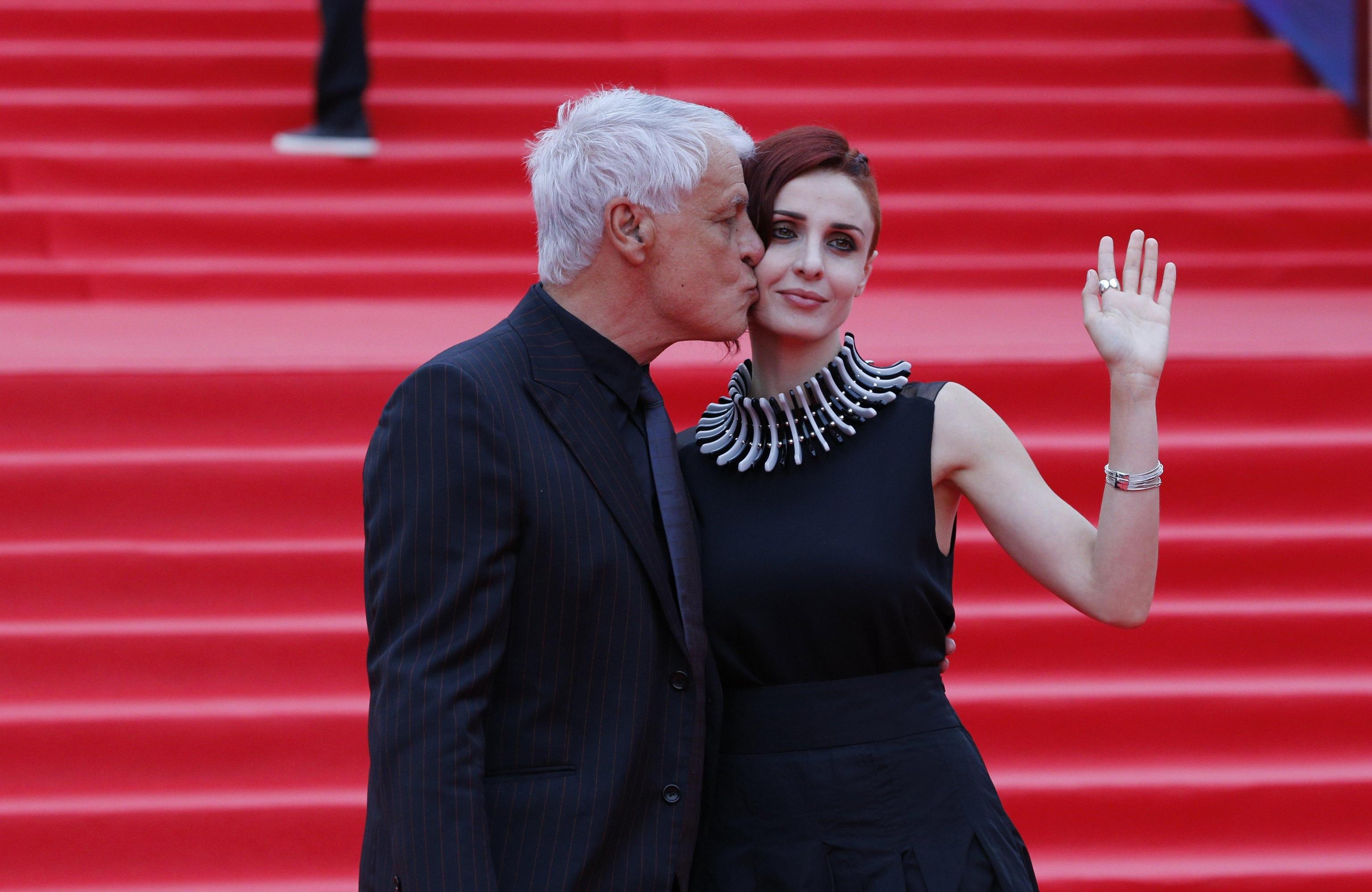 Federica Vincenti Placido: 'Con Michele separati in casa, vuole che riprenda in mano la mia vita di donna e di artista'