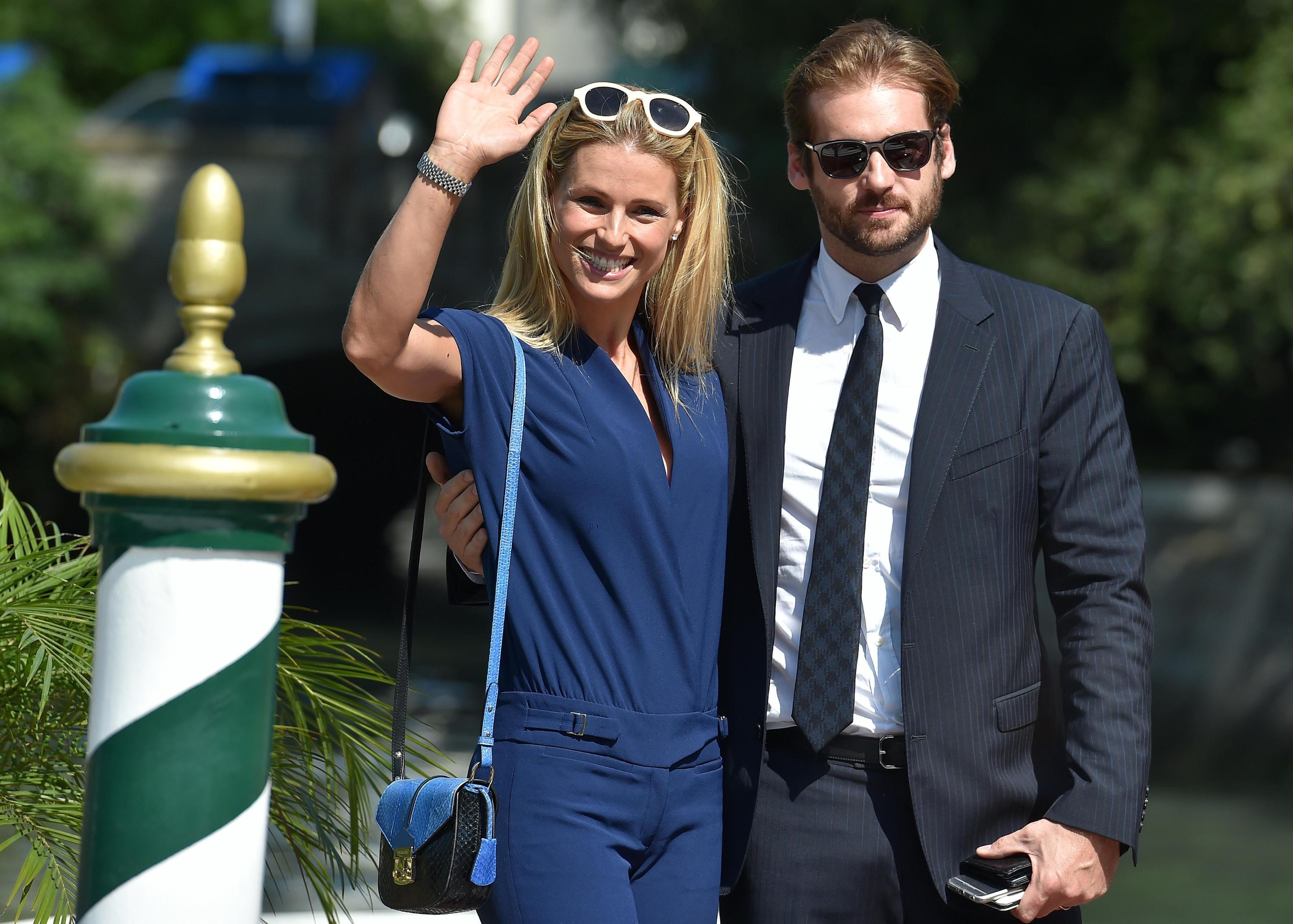 Michelle Hunziker e Tomaso Trussardi di nuovo genitori? 'Sole ha chiesto un fratellino'