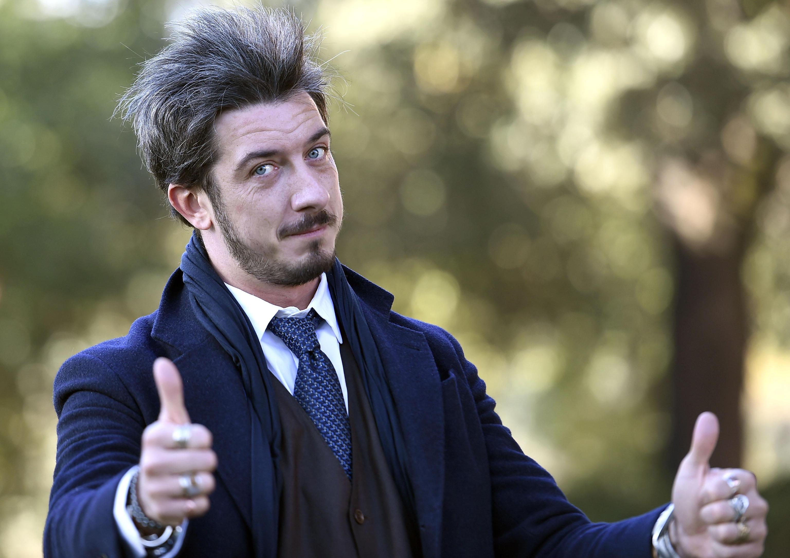 Paolo Ruffini tradito da Diana del Bufalo: 'Mi ha lasciato per un chirurgo, ma poi è tornata'