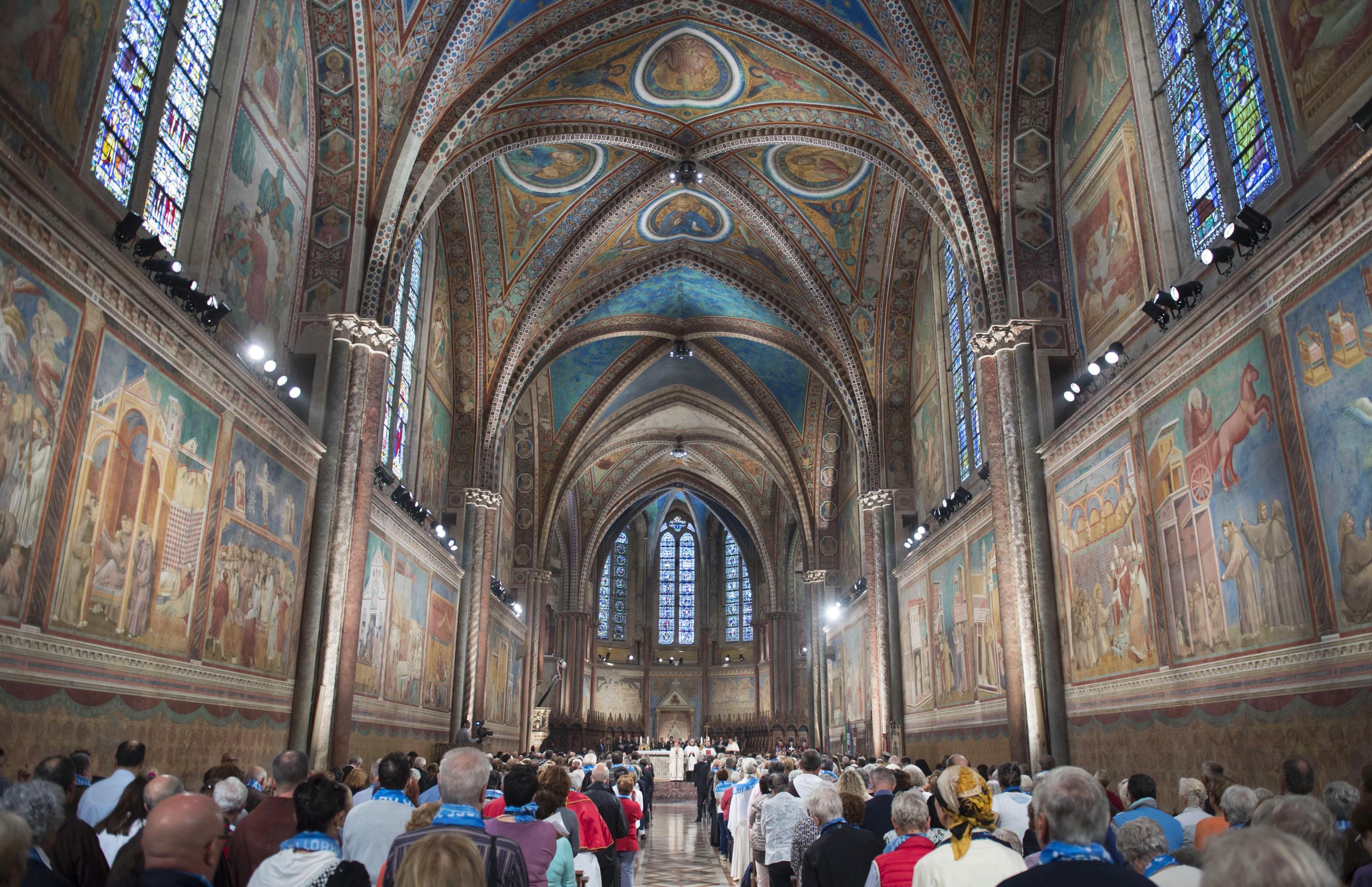 Ecosostenibilità: il Sacro Convento di Assisi guadagna la classe energetica A2