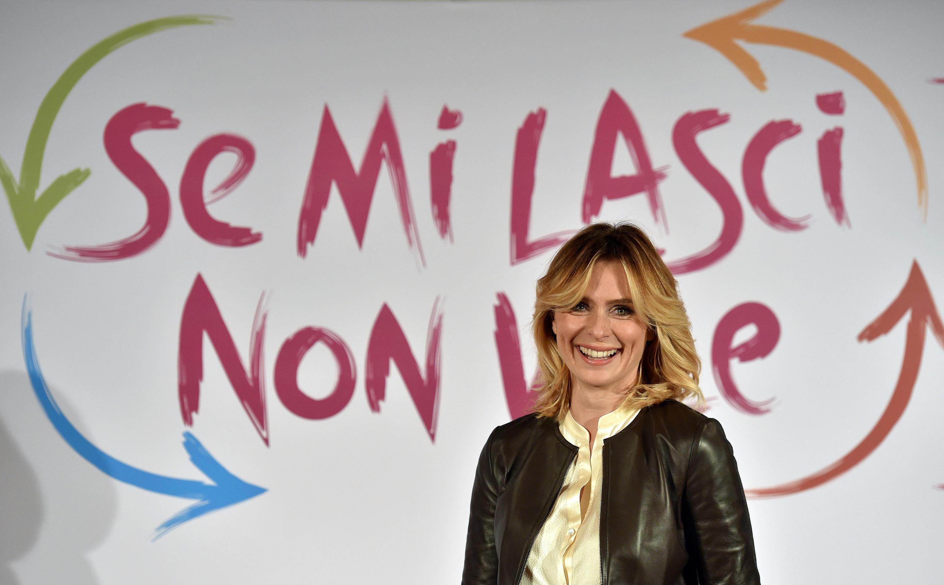 Serena Autieri difende Fausto Brizzi: 'L'uomo ci prova, la donna può rifiutare'