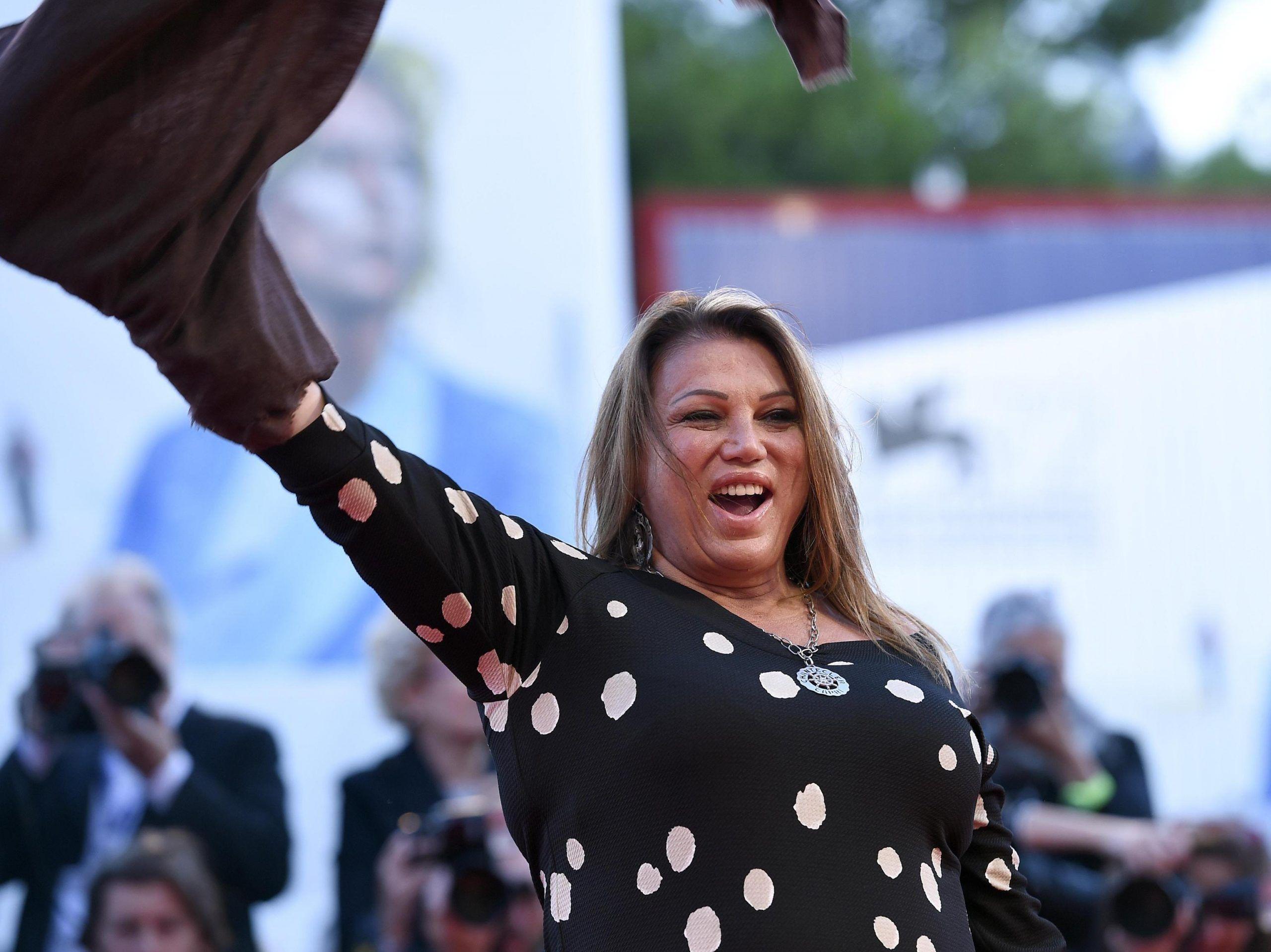 Venice Film Festival 2015, Serena Grandi